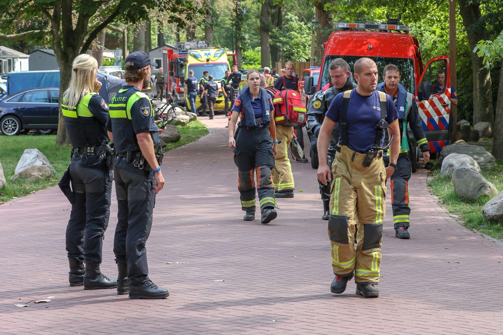 Vermist meisje (3) overleden in water gevonden camping Duinrell Wassenaar