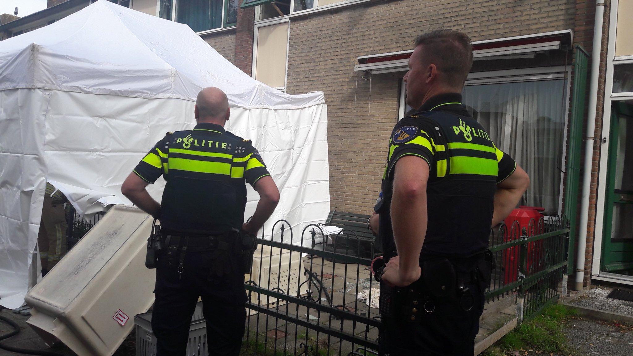 Gezin komt om bij drama in woning Cremerstraat Papendrecht
