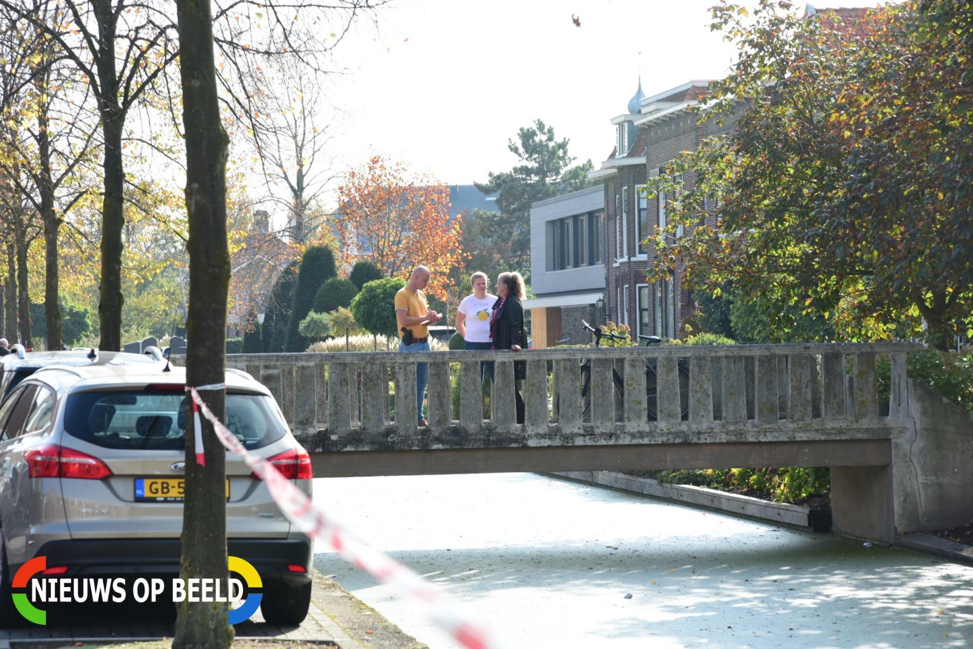 Groot politieonderzoek in verband met vermissingszaak na aantreffen bloedsporen Julianastraat Oud-Beijerland