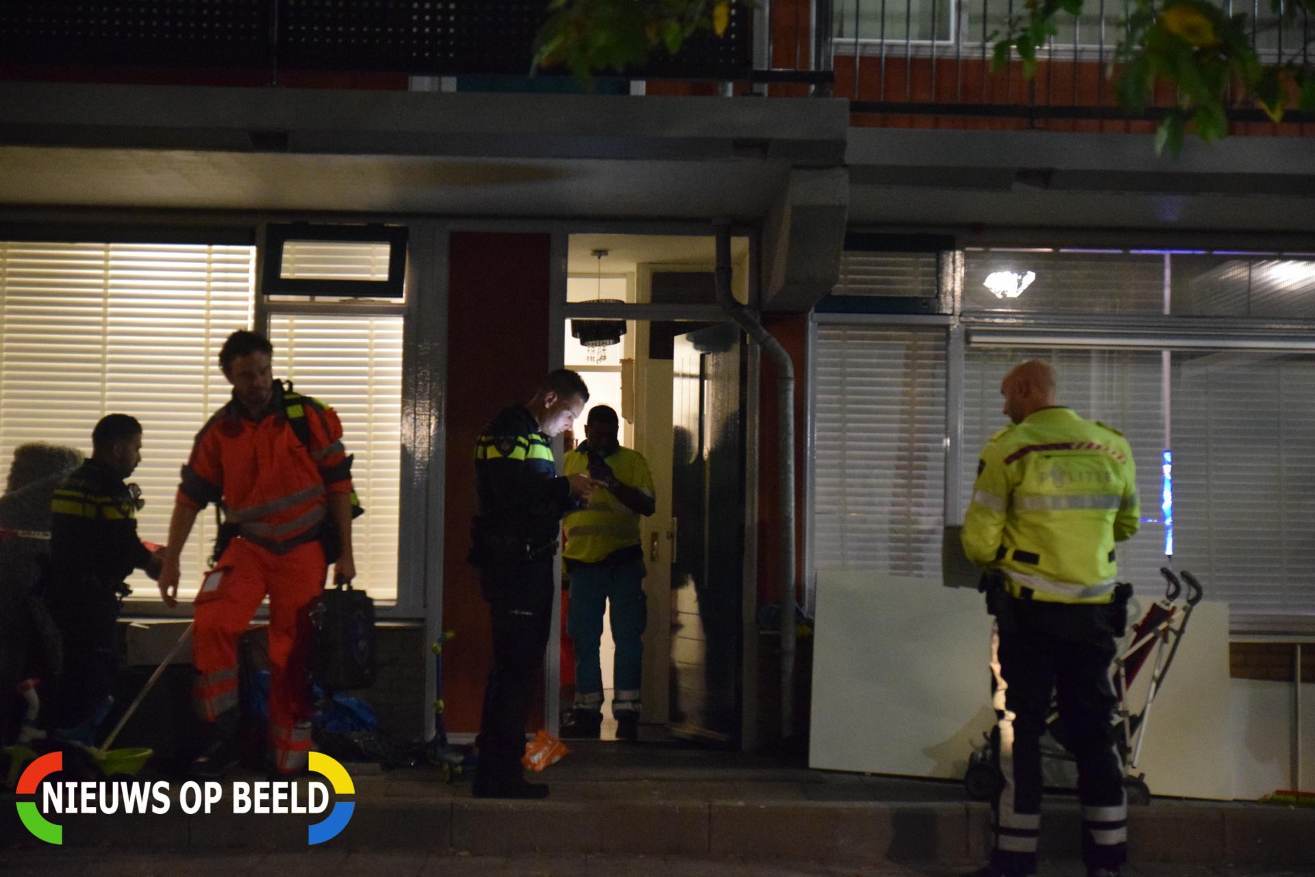 Overleden man Linker Rottekade Rotterdam: doodsoorzaak nog onduidelijk