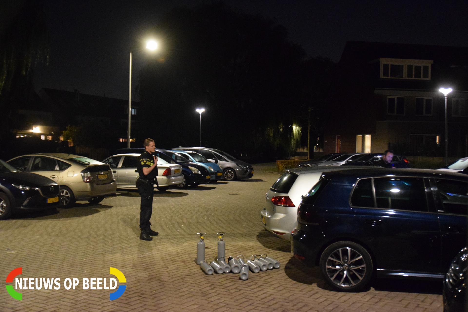 Politie onderzoekt melding schietpartij Adriaan Kluitstraat Rotterdam