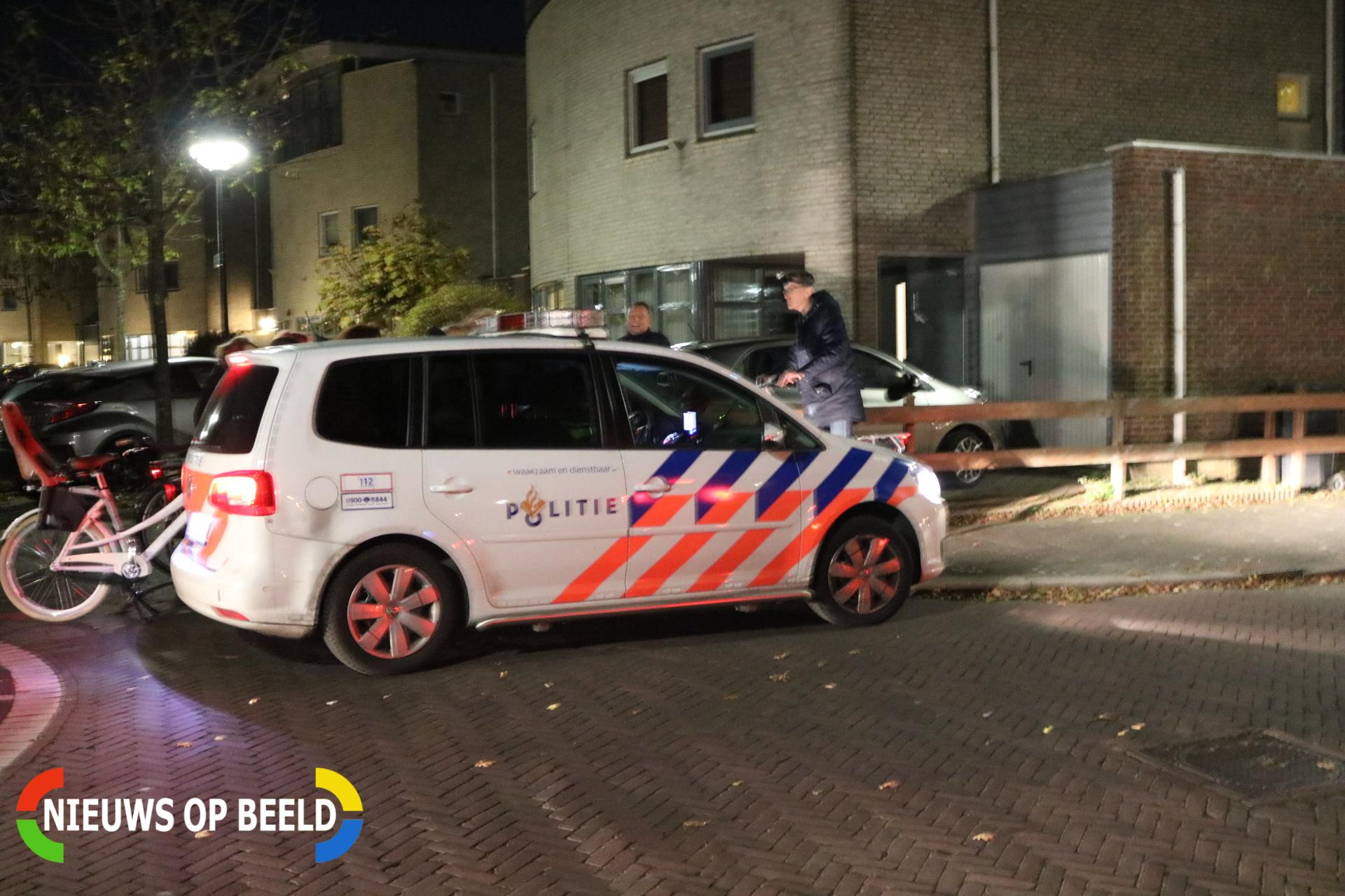 Politie en bewoners massaal op zoek naar vermiste 7-jarige jongen Kerkweg Zuidland