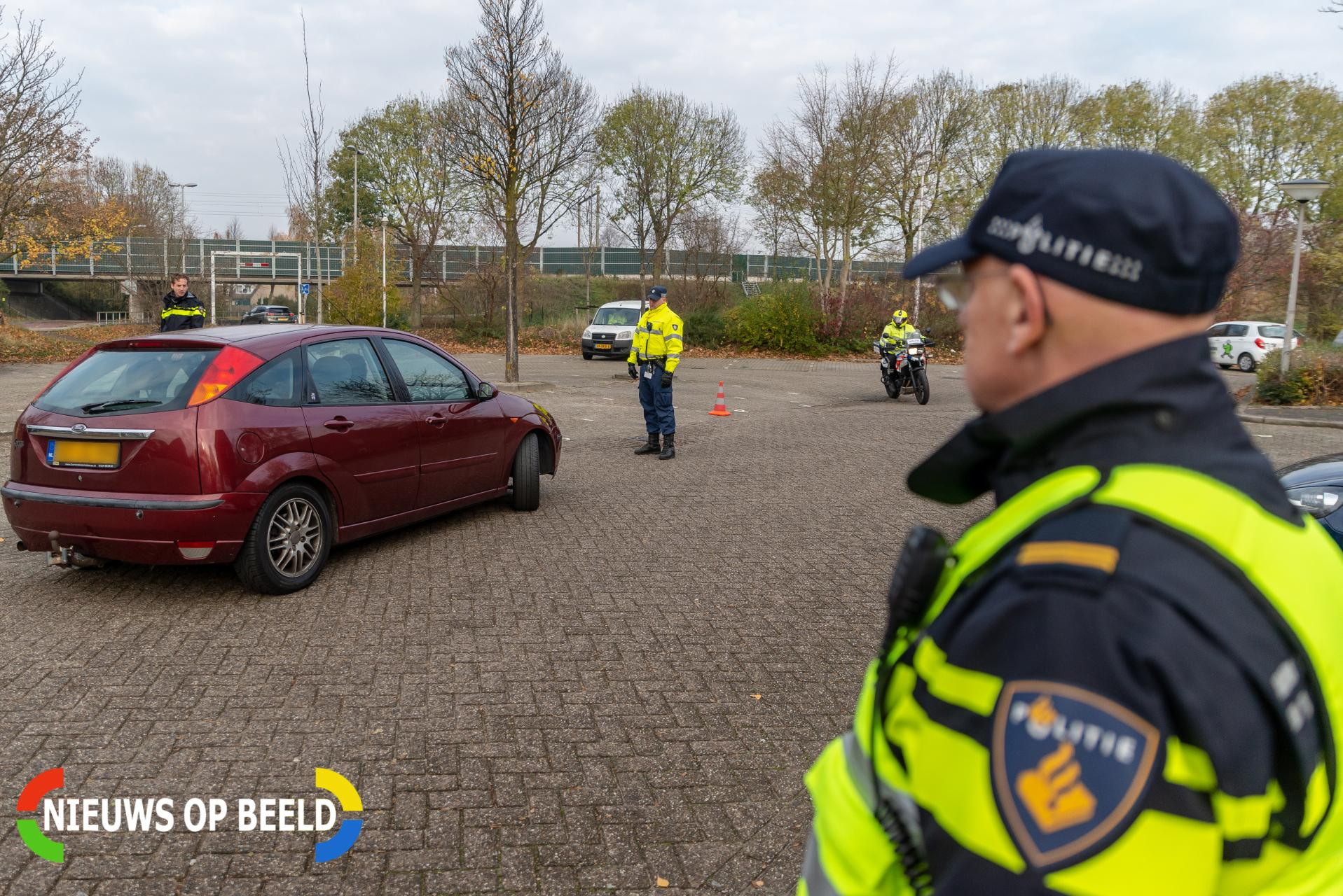 Verkeerscontrole Noordplein Rotterdam levert goede resultaten