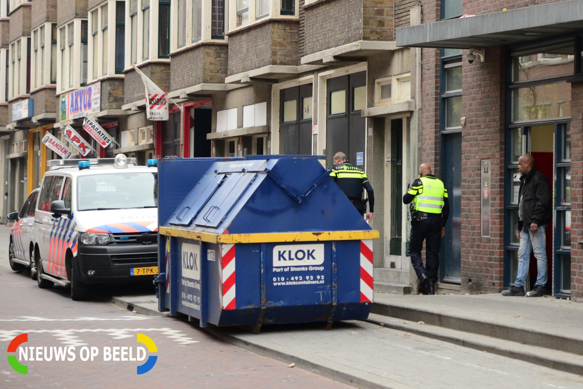 Verdachte steekpartij Leger Des Heils meldt zich op bureau