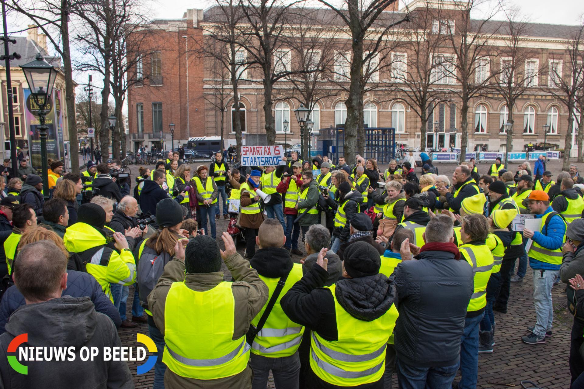 Wat wil de gele-hesjes-beweging in Nederland