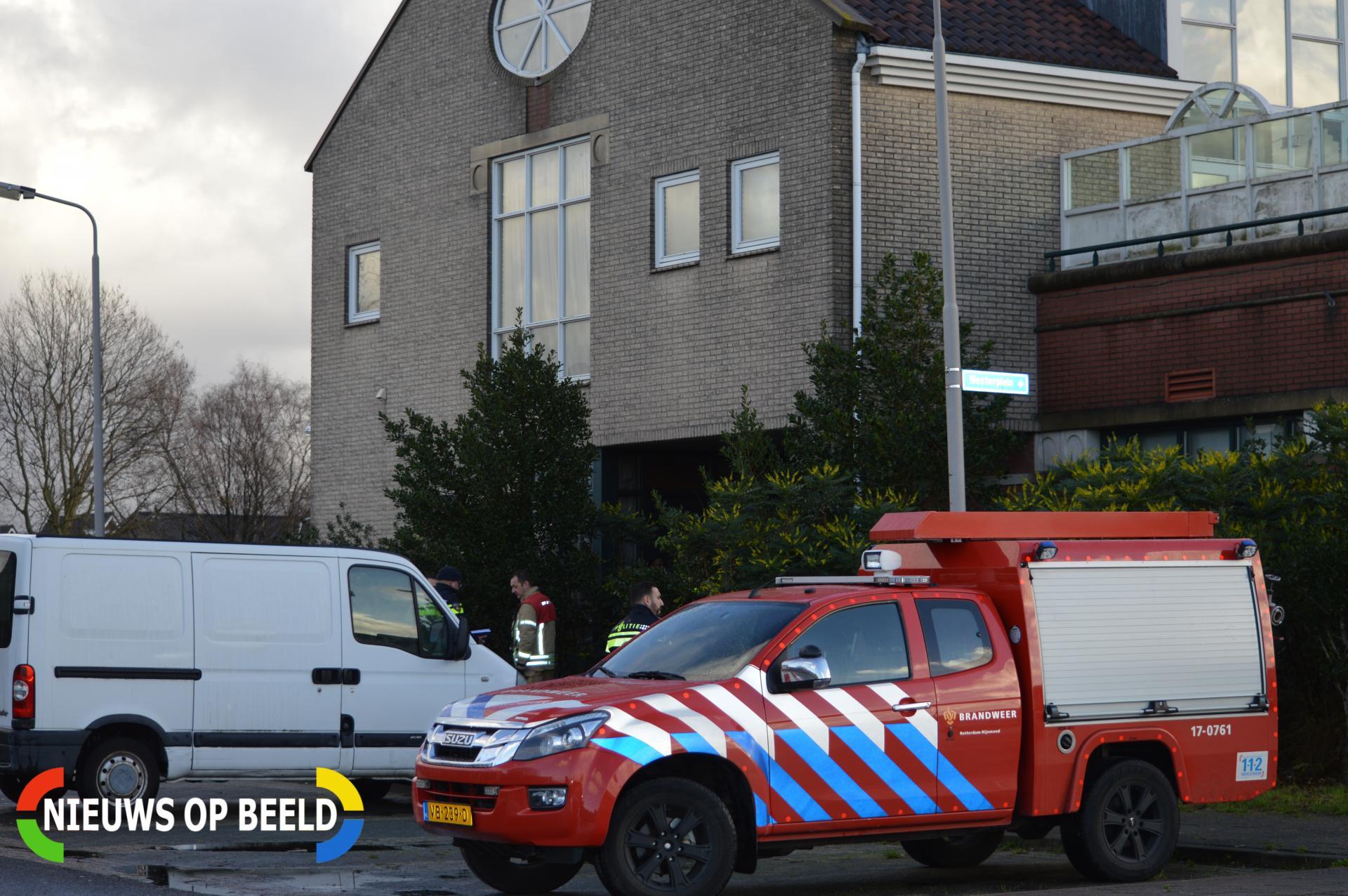 Politie vindt mogelijk drugslab in pand Chinees restaurant Westersingel Berkel en Rodenrijs