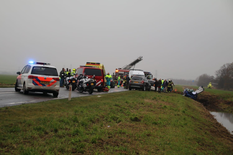 Drama N210 Lekkerkerk eist twee levens en meerdere gewonden