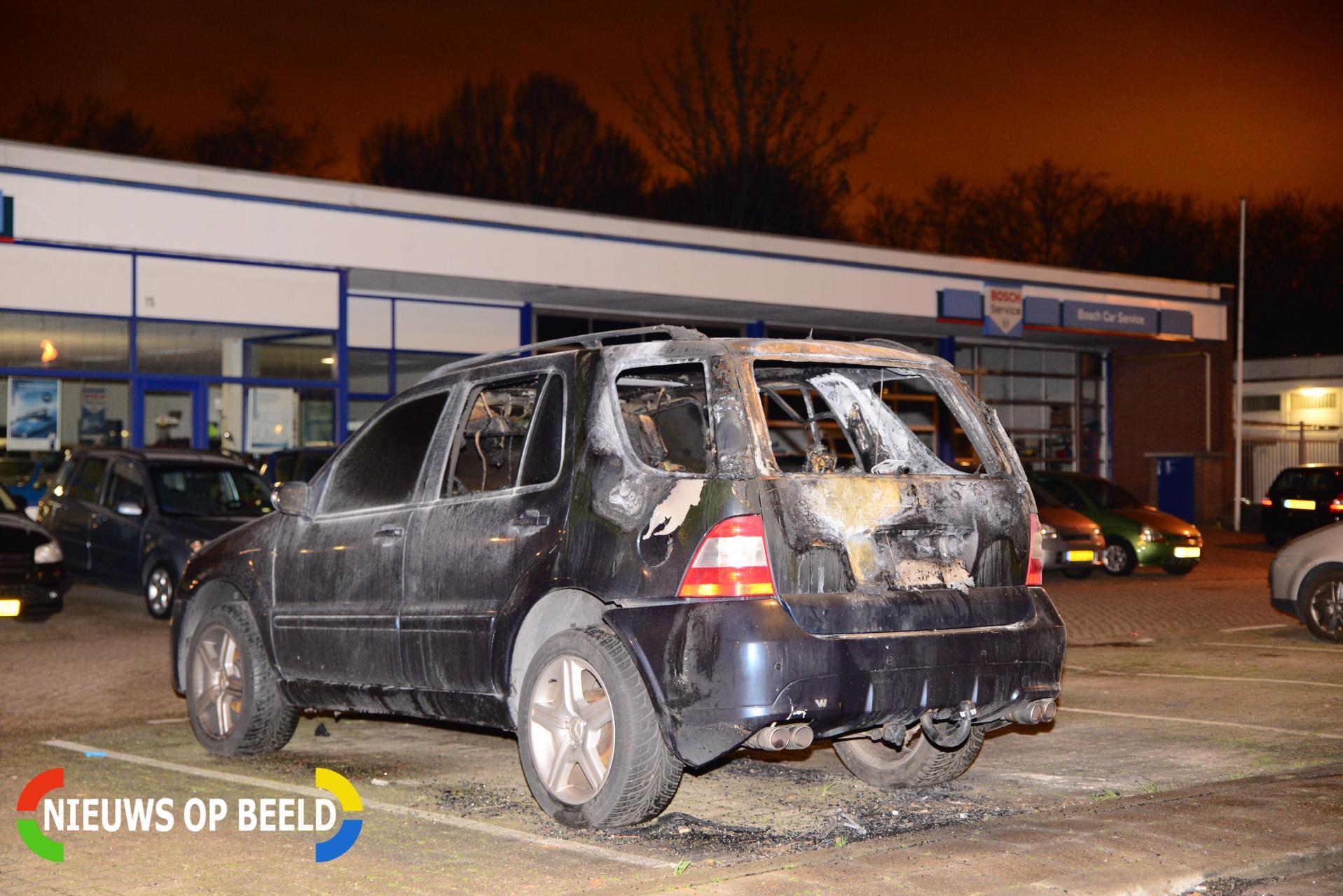 Brandweer bekogeld met zwaar vuurwerk Dwerggras Rotterdam