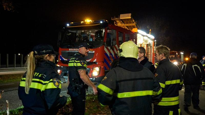 Twee doden bij meerdere ernstige verkeersongevallen Mijdrecht
