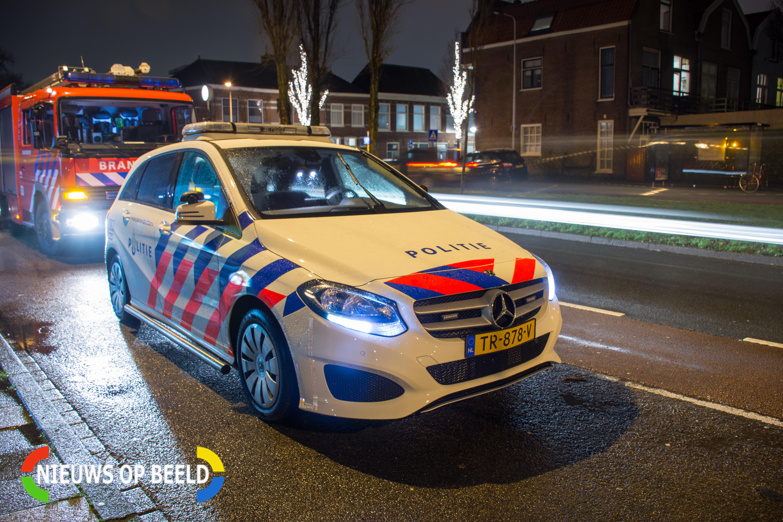 Politie zoekt getuigen van in brand gestoken auto in De Lier
