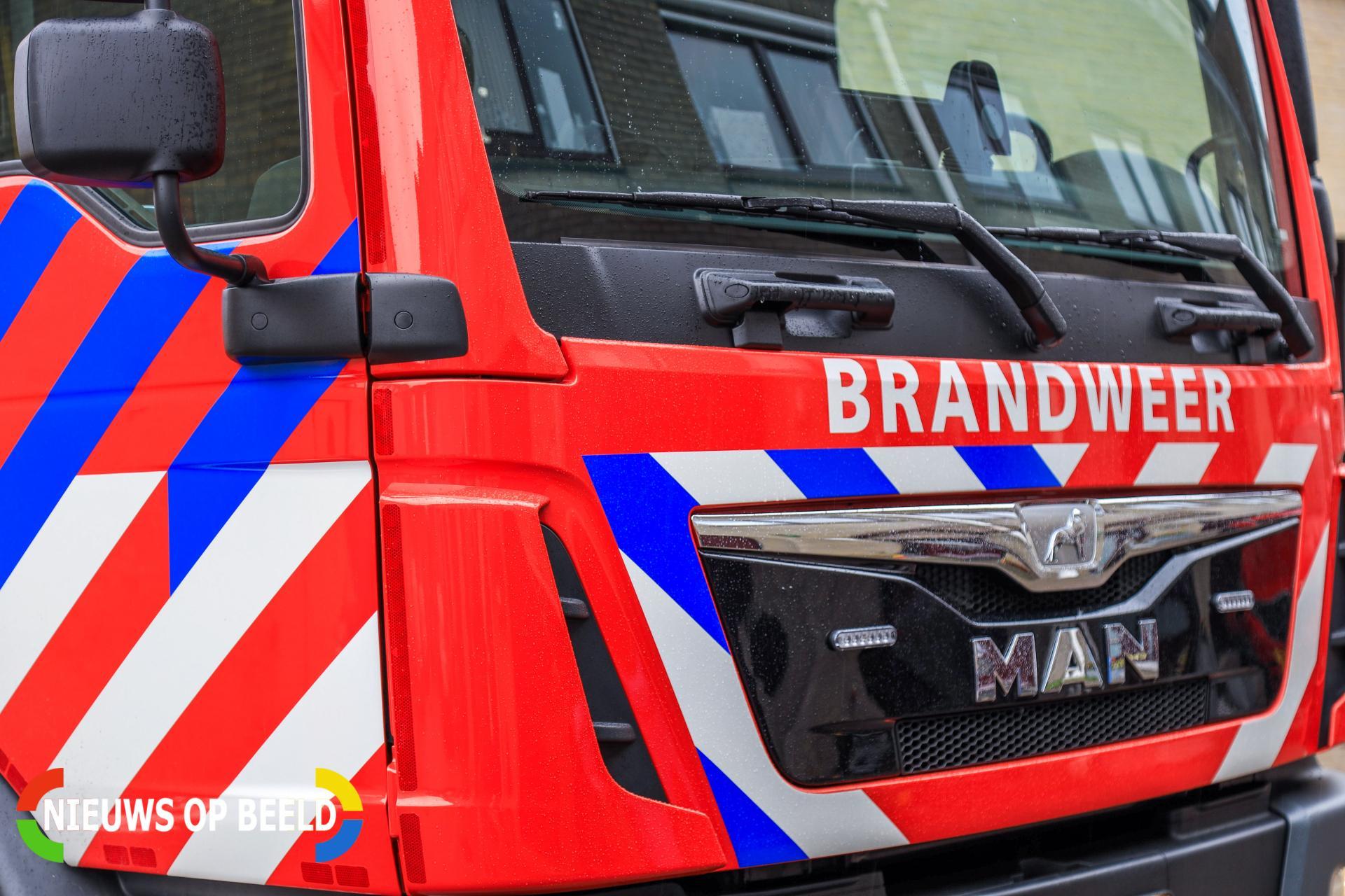 Persoon overleden bij uitslaande woningbrand Brandstraat Utrecht