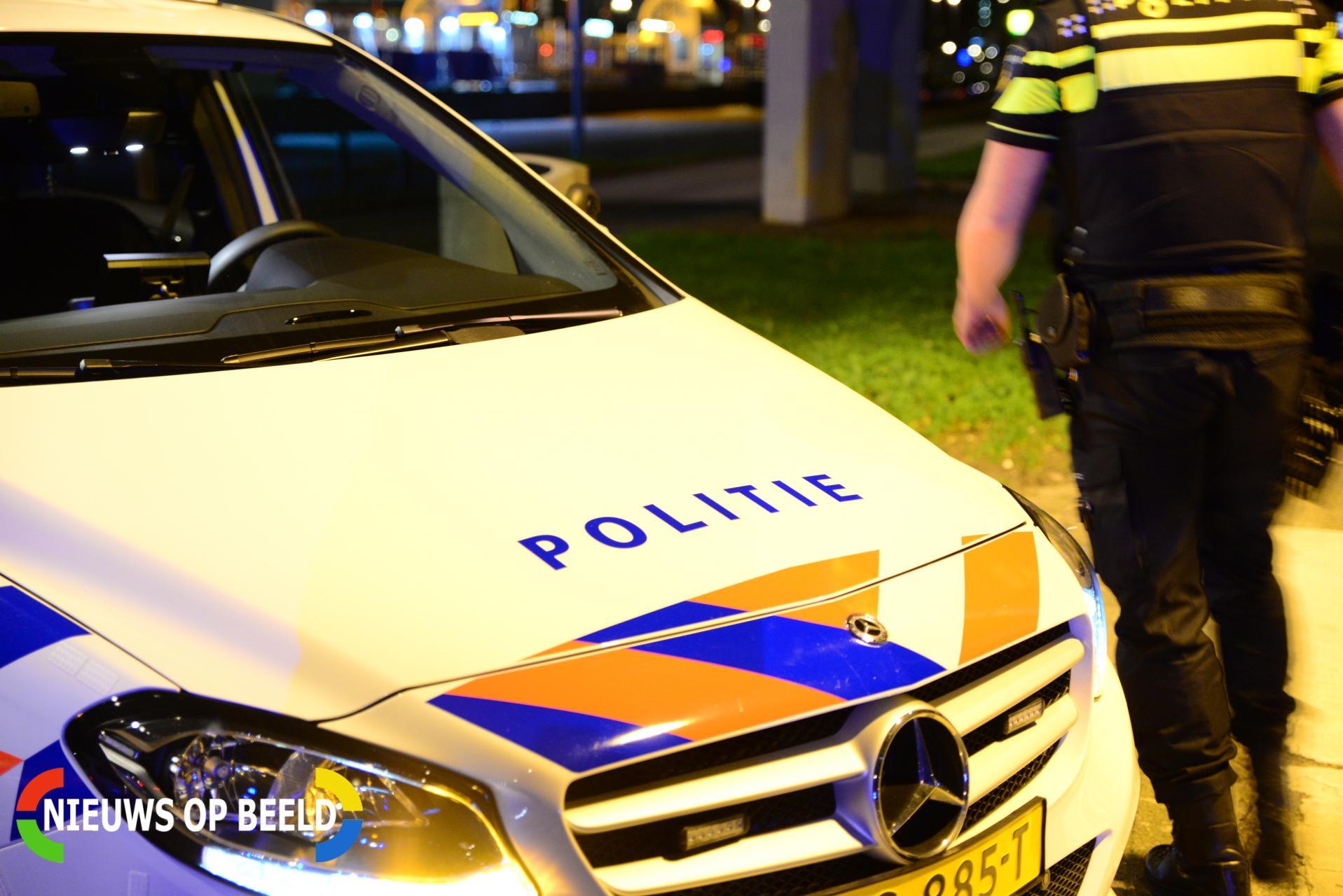 Jongen raakt gewond in speeltuin Pascalweg Rotterdam