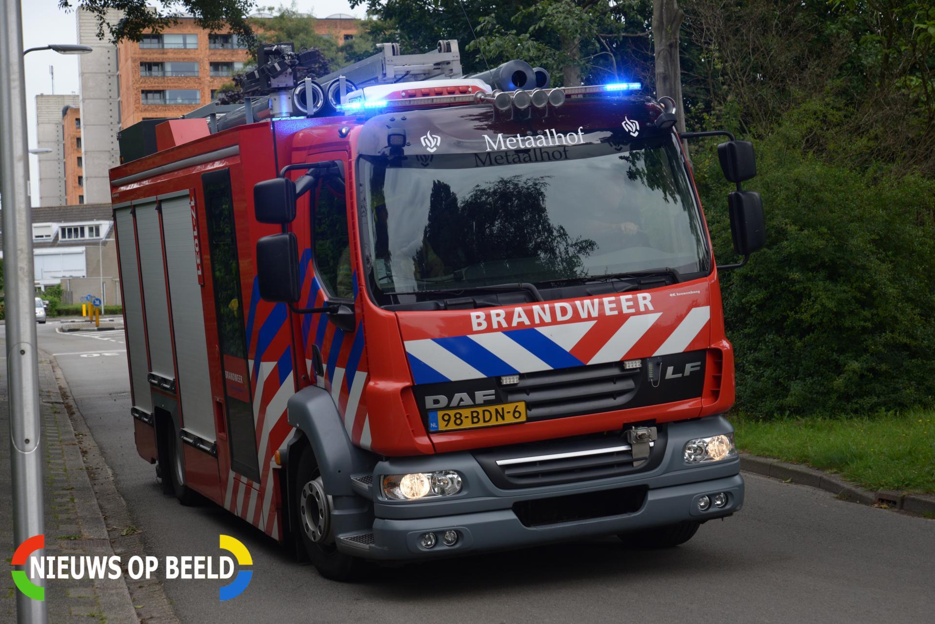 Kleine brand in woning Sterrenweg Berkel en Rodenrijs
