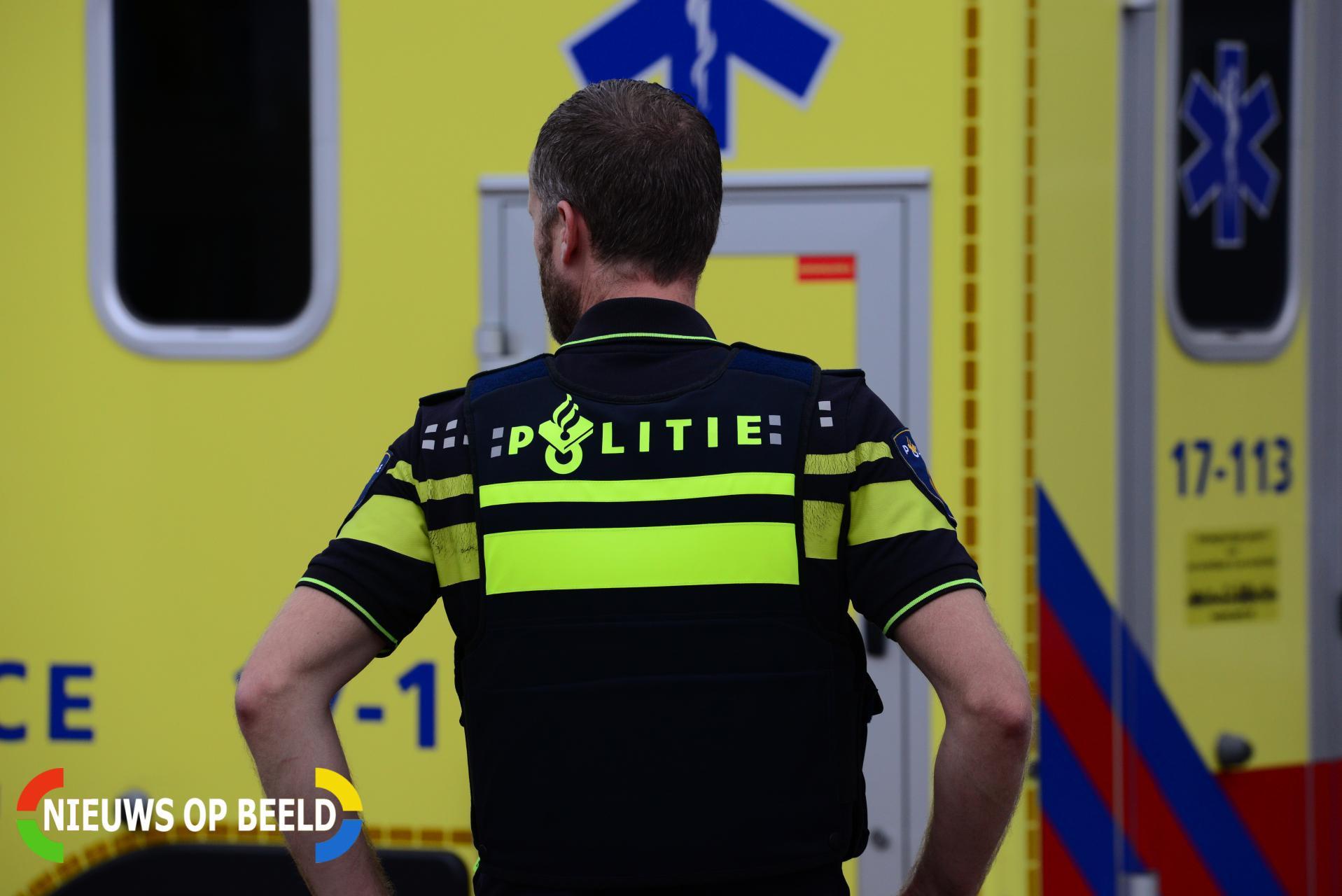 Man overleden na schietpartij Anna Bijnsstraat Oss