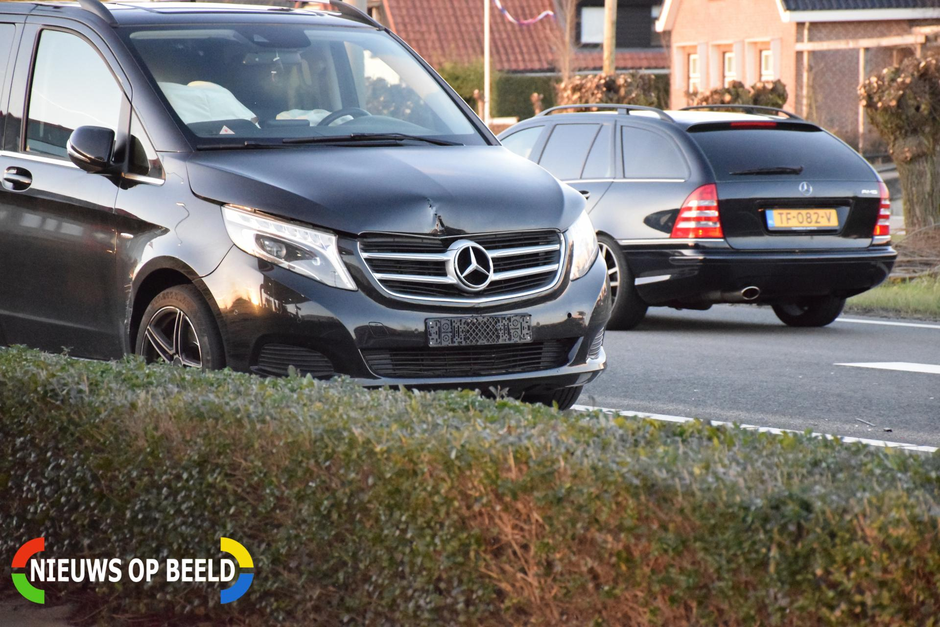 Vertraging door kop-staartaanrijding tussen vier voertuigen Schoonhovenseweg – N207 Stolwijk