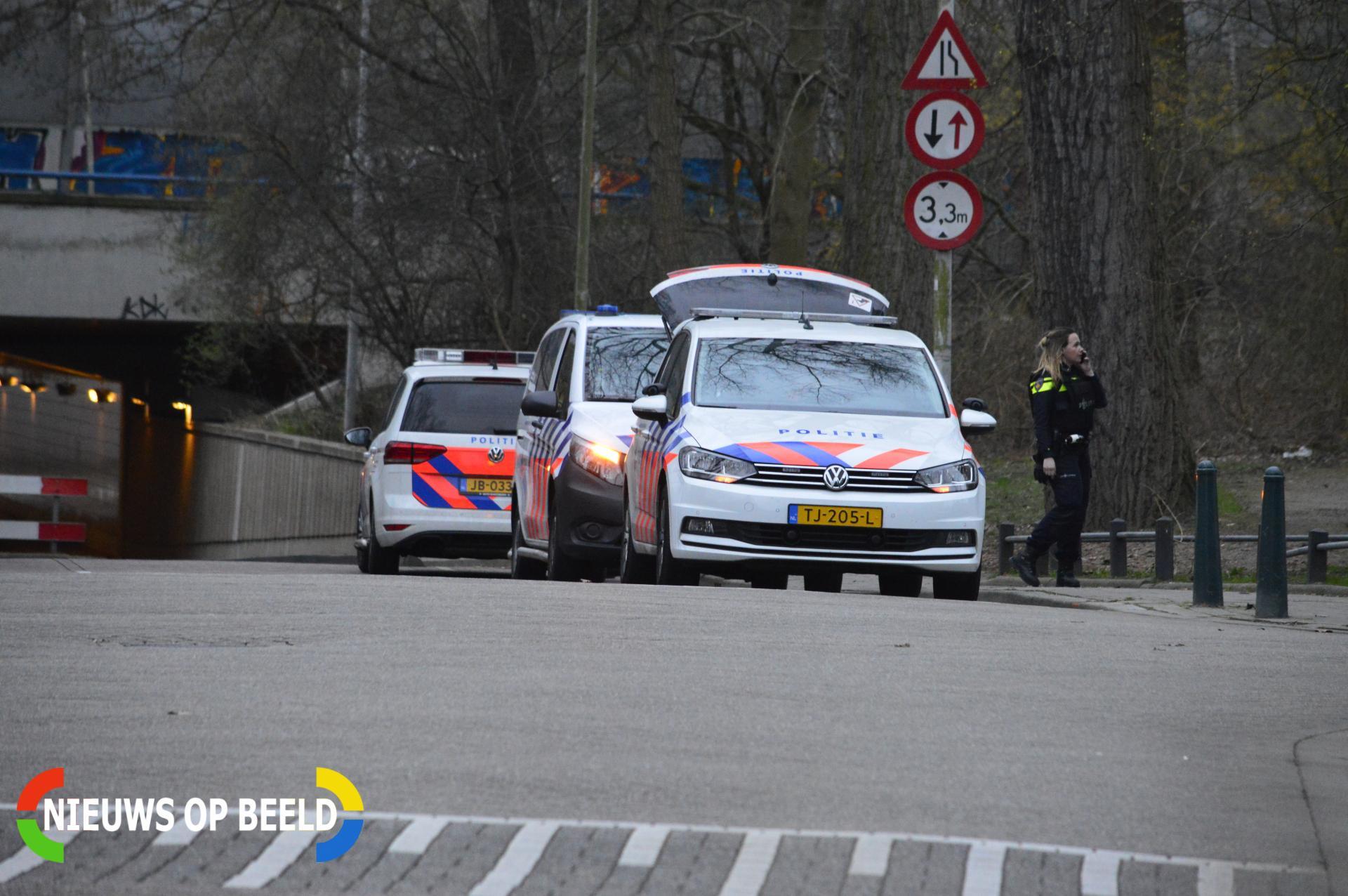 Politie krijgt valse melding van schietpartij Ameidestraat Rotterdam