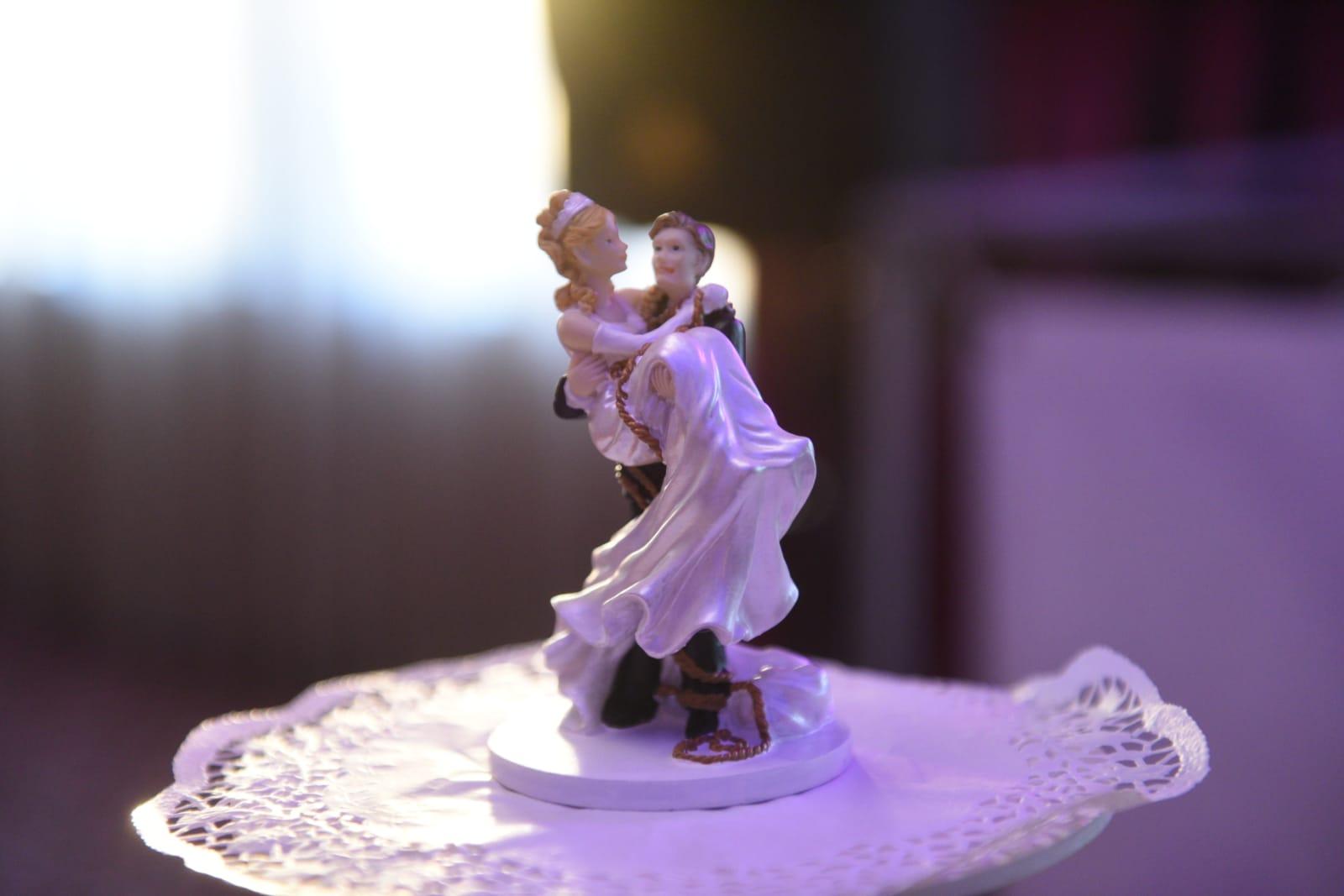 ornament bruiloftstaart