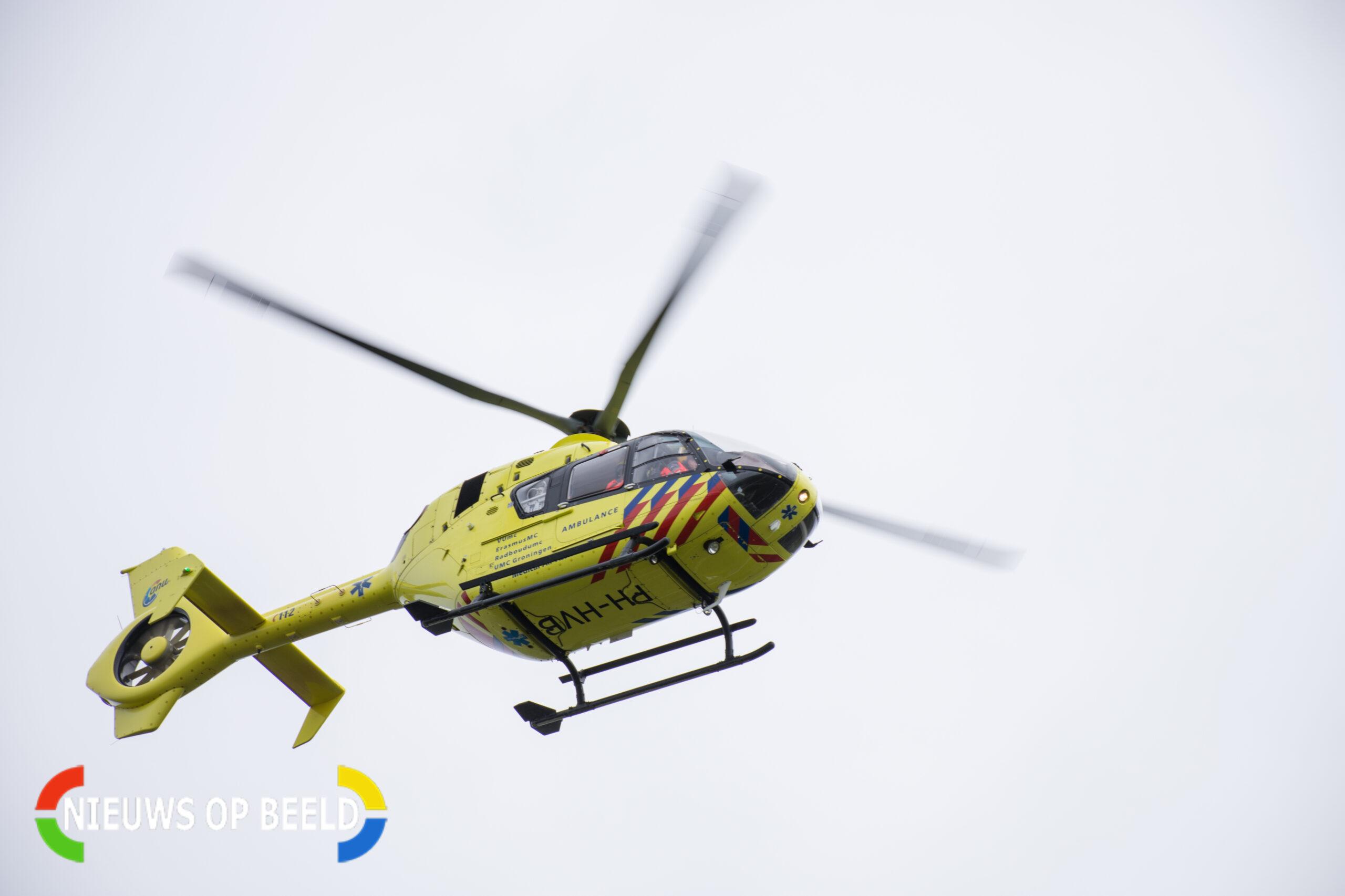 Man in ziekenhuis aan verwondingen overleden na zwaar ongeval Naaldwijk