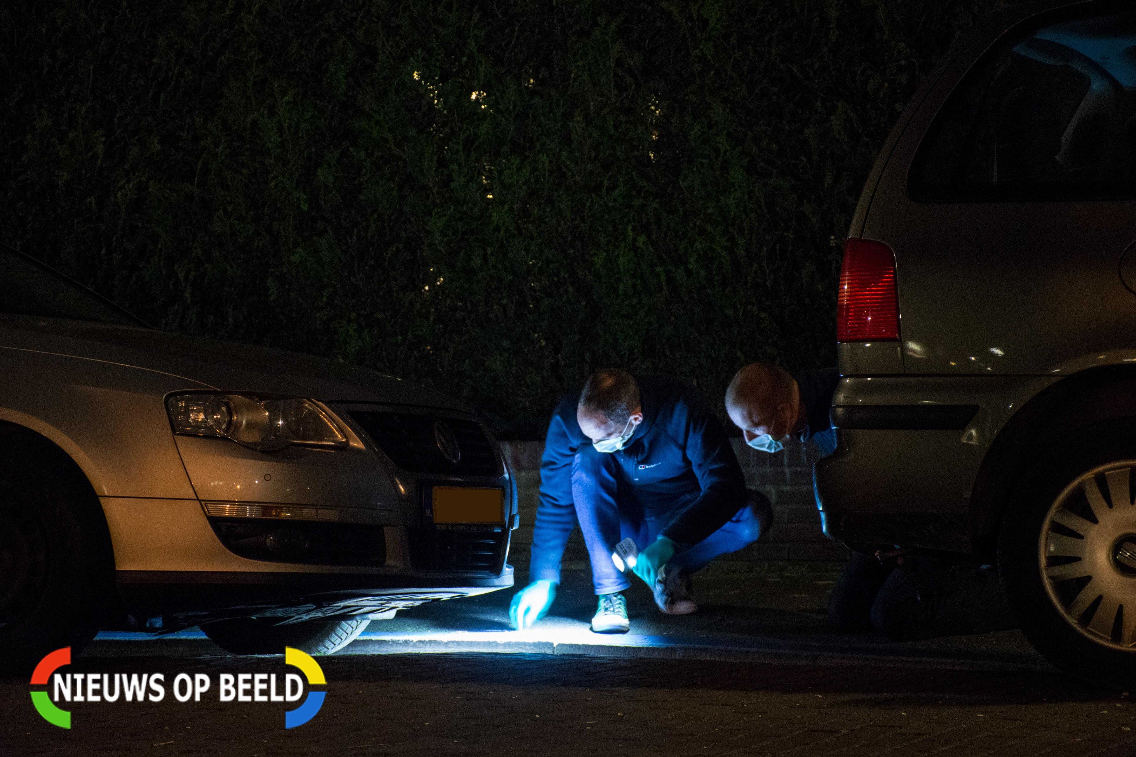Politie zoekt getuigen van schietincident op Spangensekade in Rotterdam