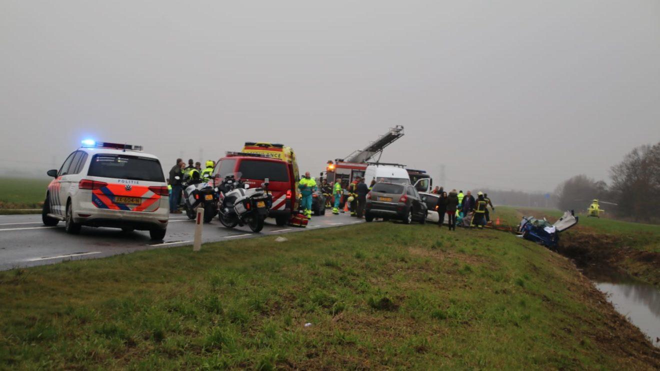 Verdachte veroorzaker fataal ongeval langer vast