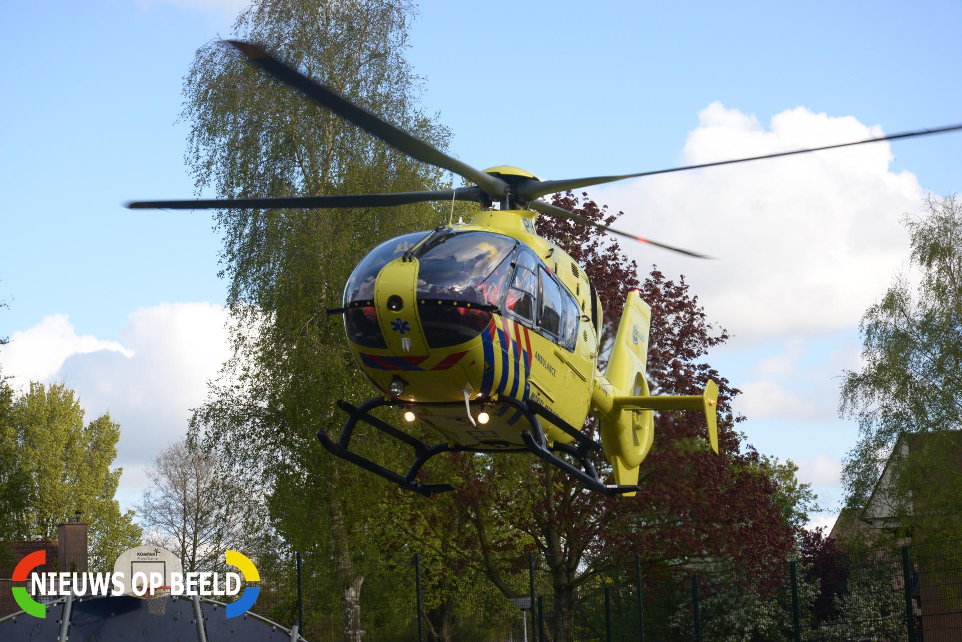 Motorrijder (73) overleden na aanrijding met auto Oudelandsedijk Oude-Tonge