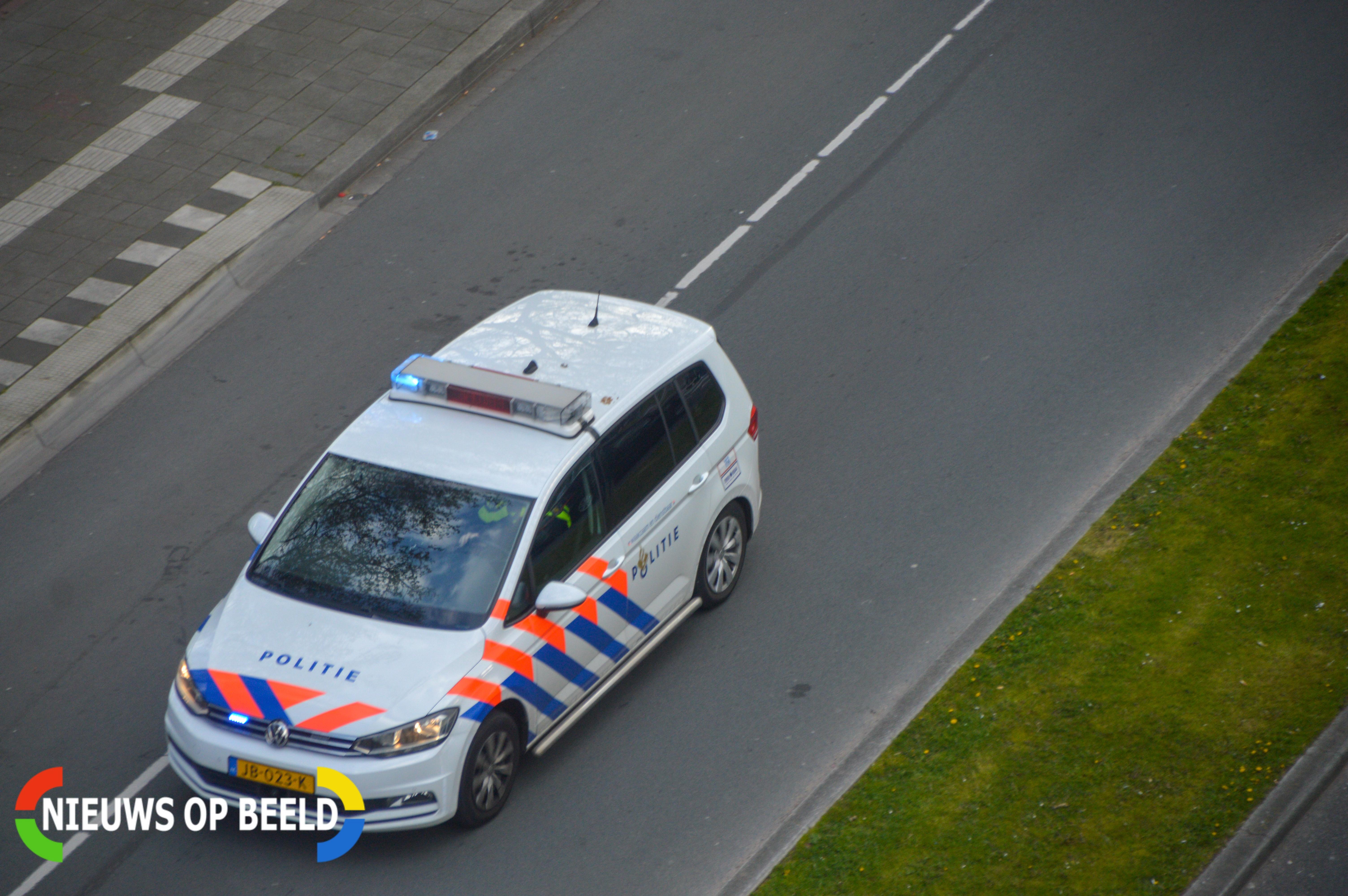 Politie zoekt getuigen na overval op Rotterdamse woning
