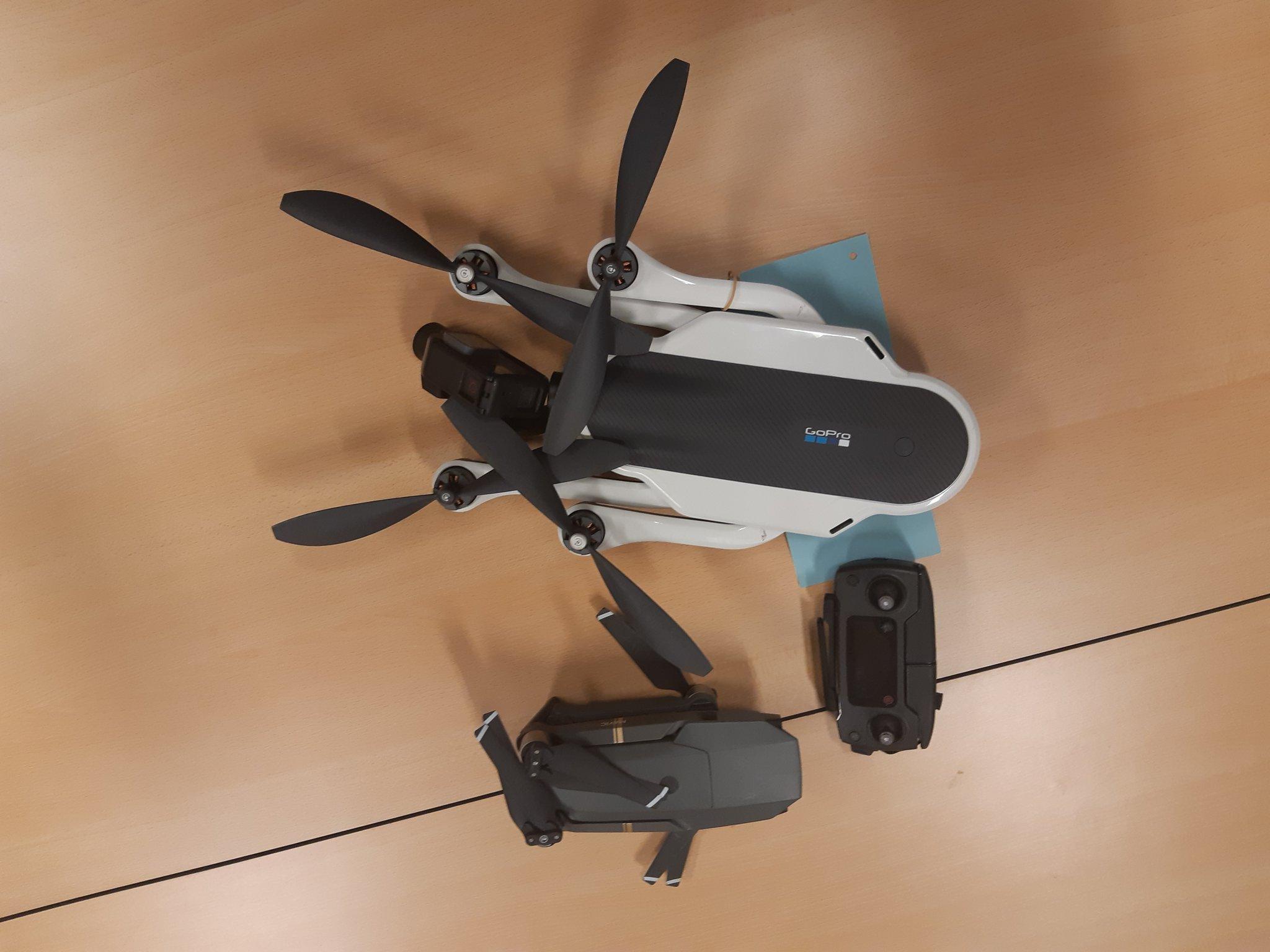 Drones in beslag genomen tijdens opening strandseizoen Hoek van Holland