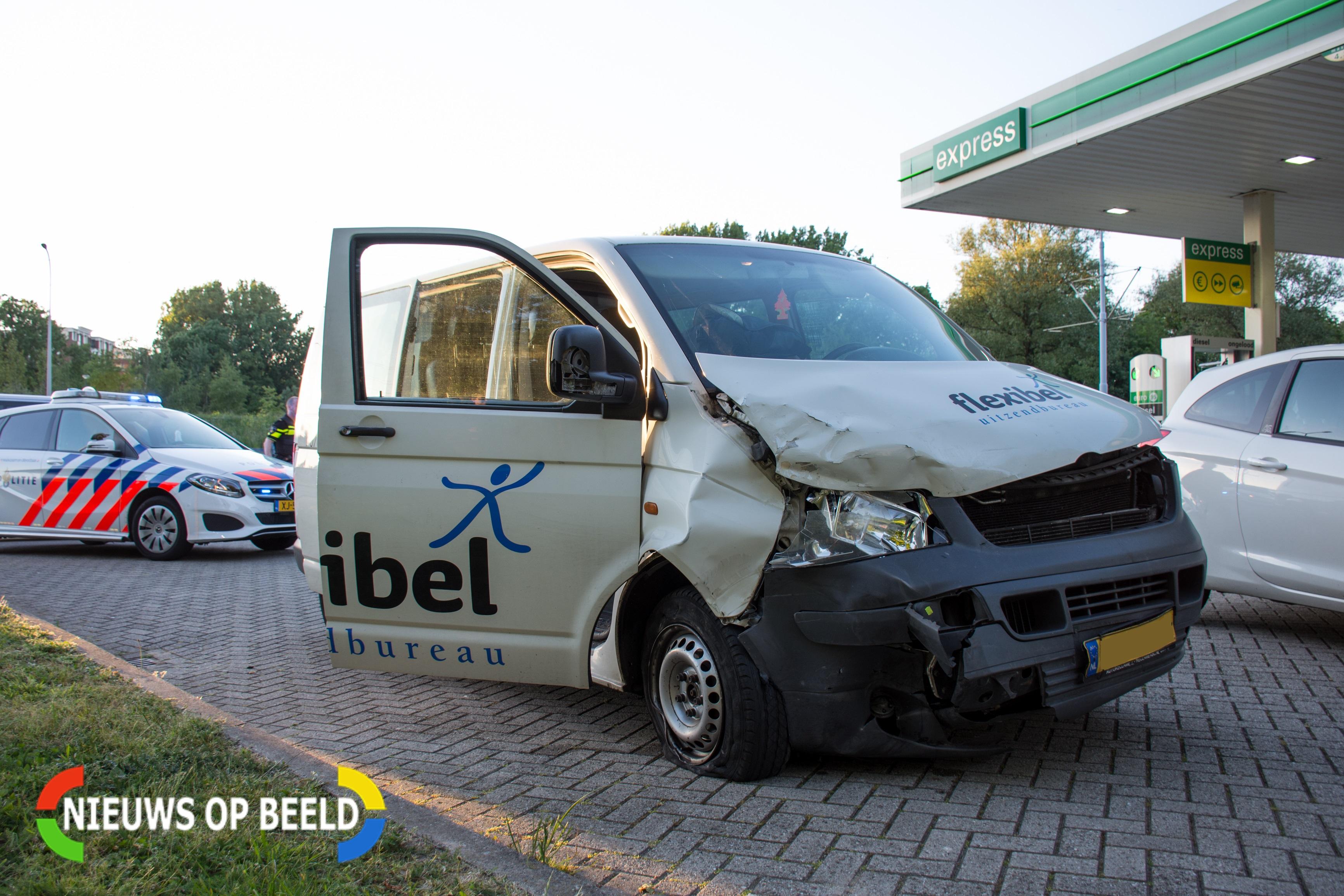 Bestuurder aangehouden na verlaten ongeval N14 Den Haag