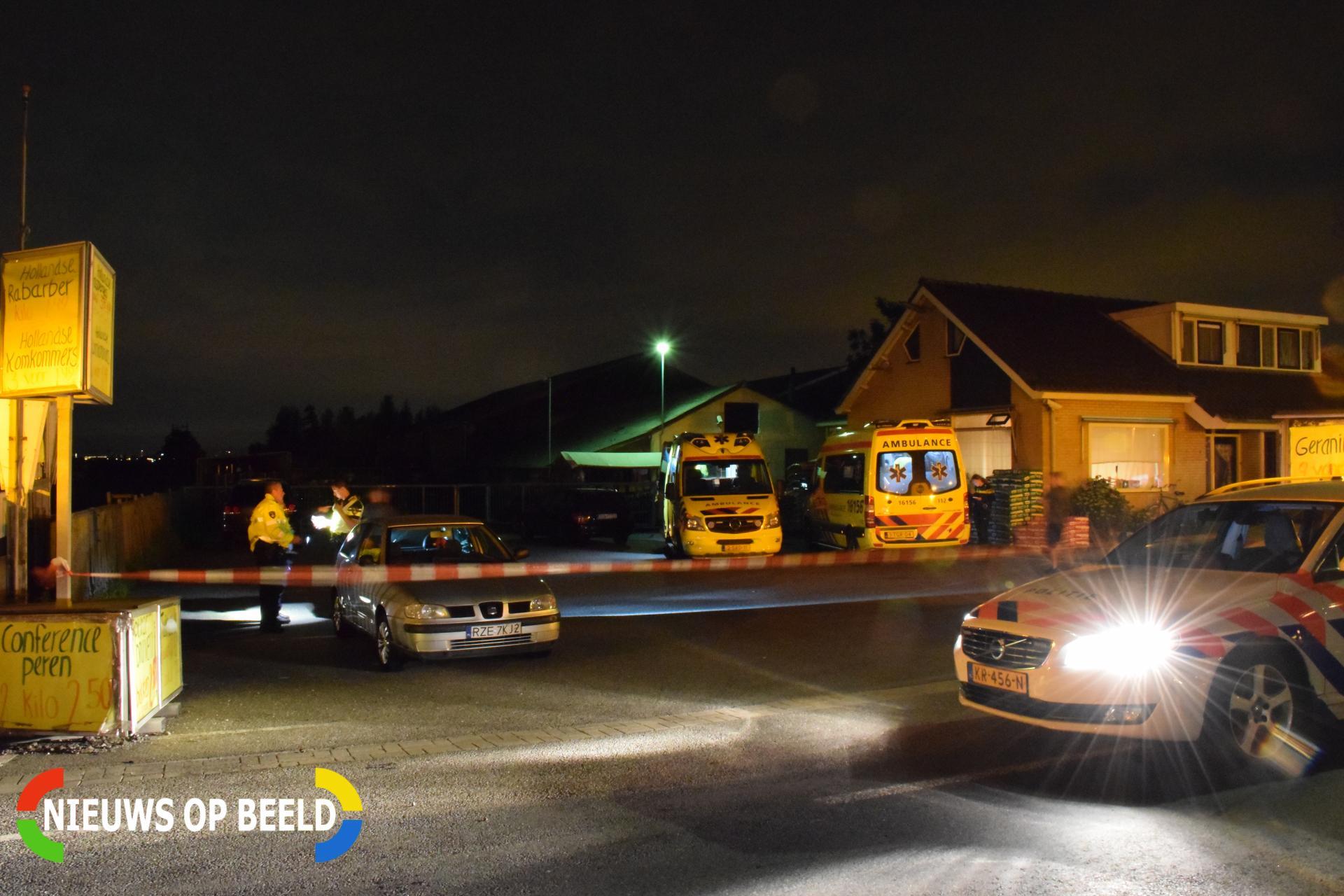 Twee gewonden en aanhouding na incident op parkeerplaats Bredeweg Zevenhuizen