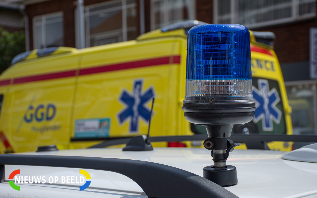 Vrouw ernstig gewond na ongeluk Middenweg Poeldijk