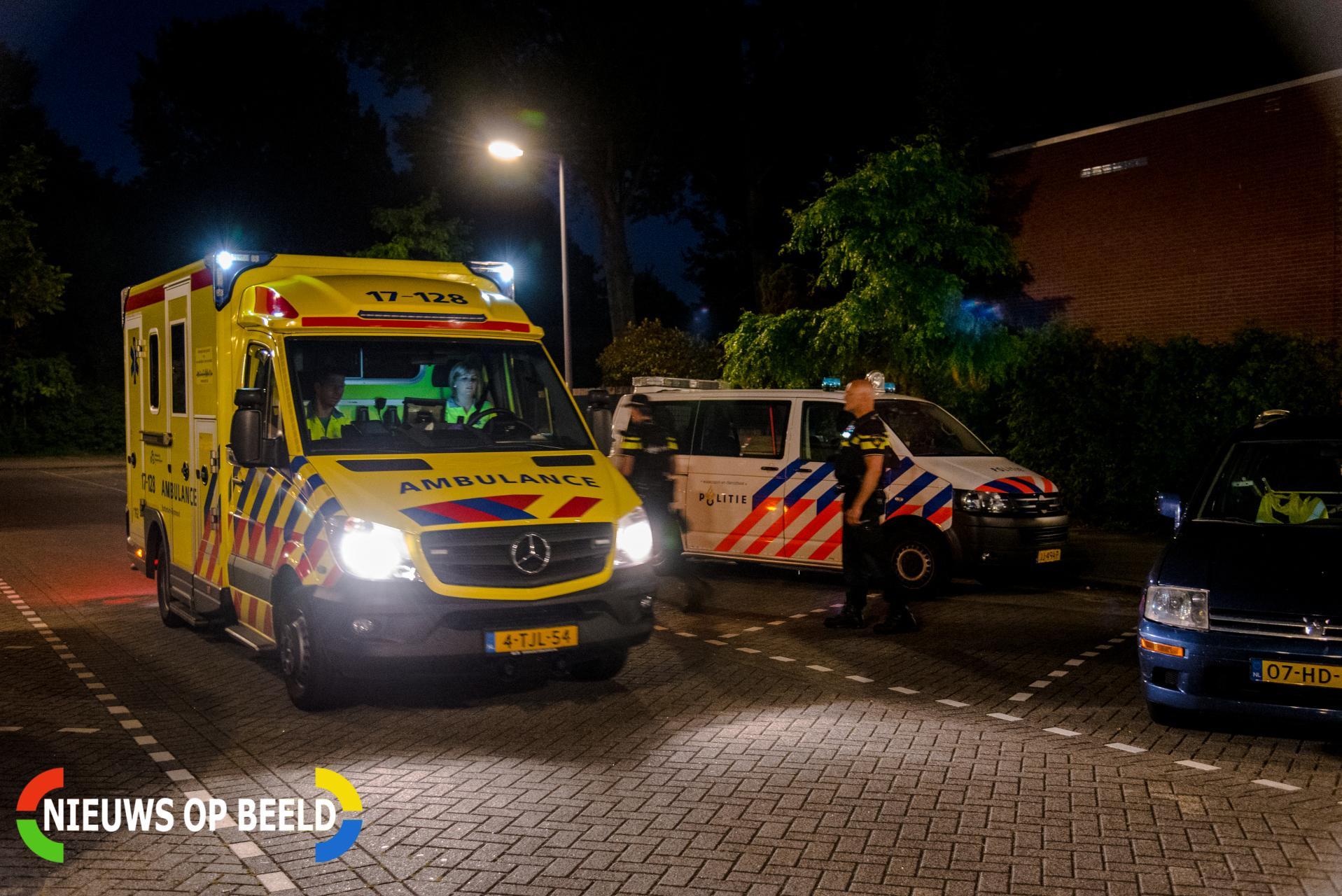 Persoon gewond na vechtpartij in woning Karperstraat Hoogvliet