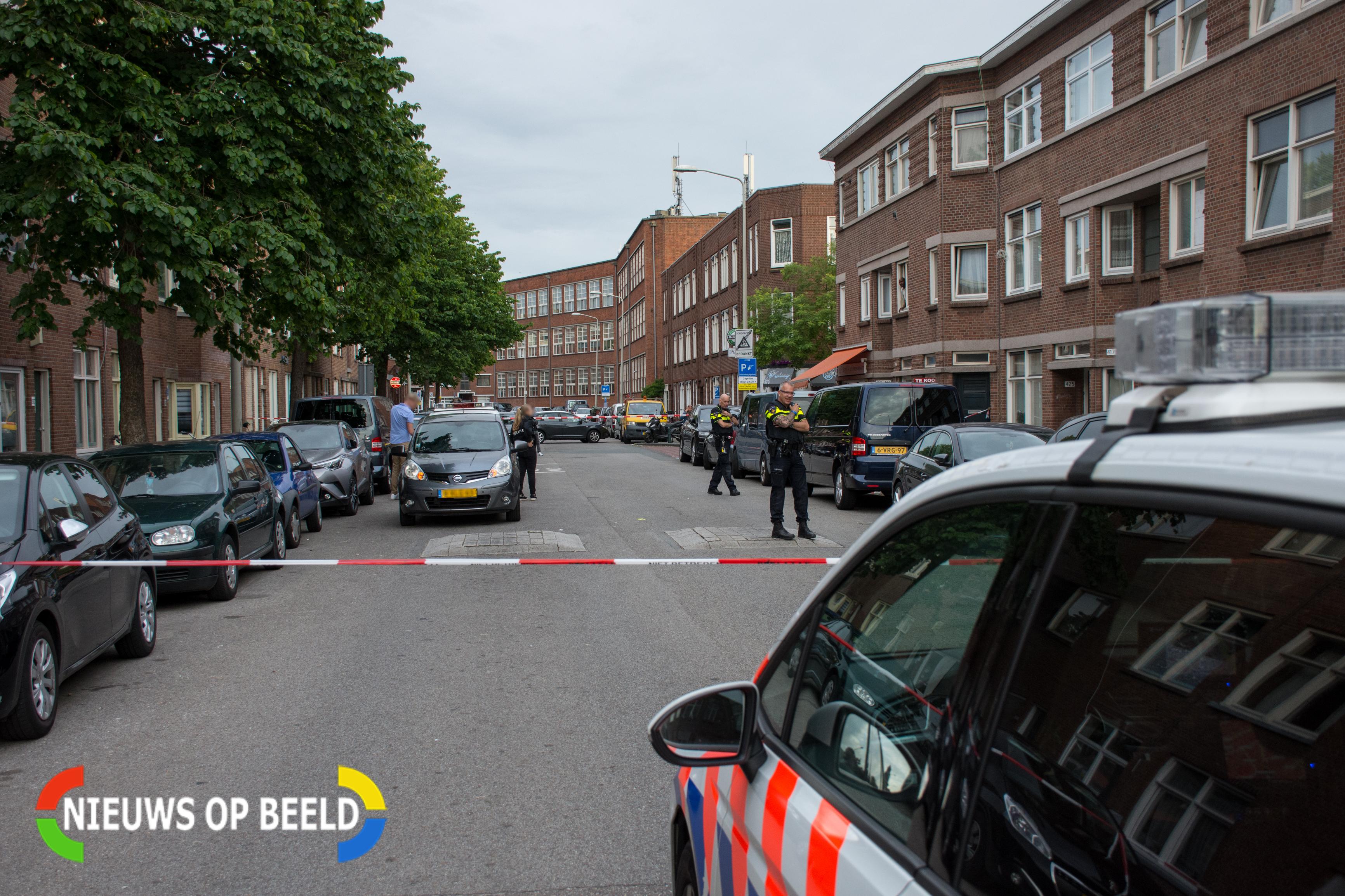 Man gewond na ruzie in Den Haag