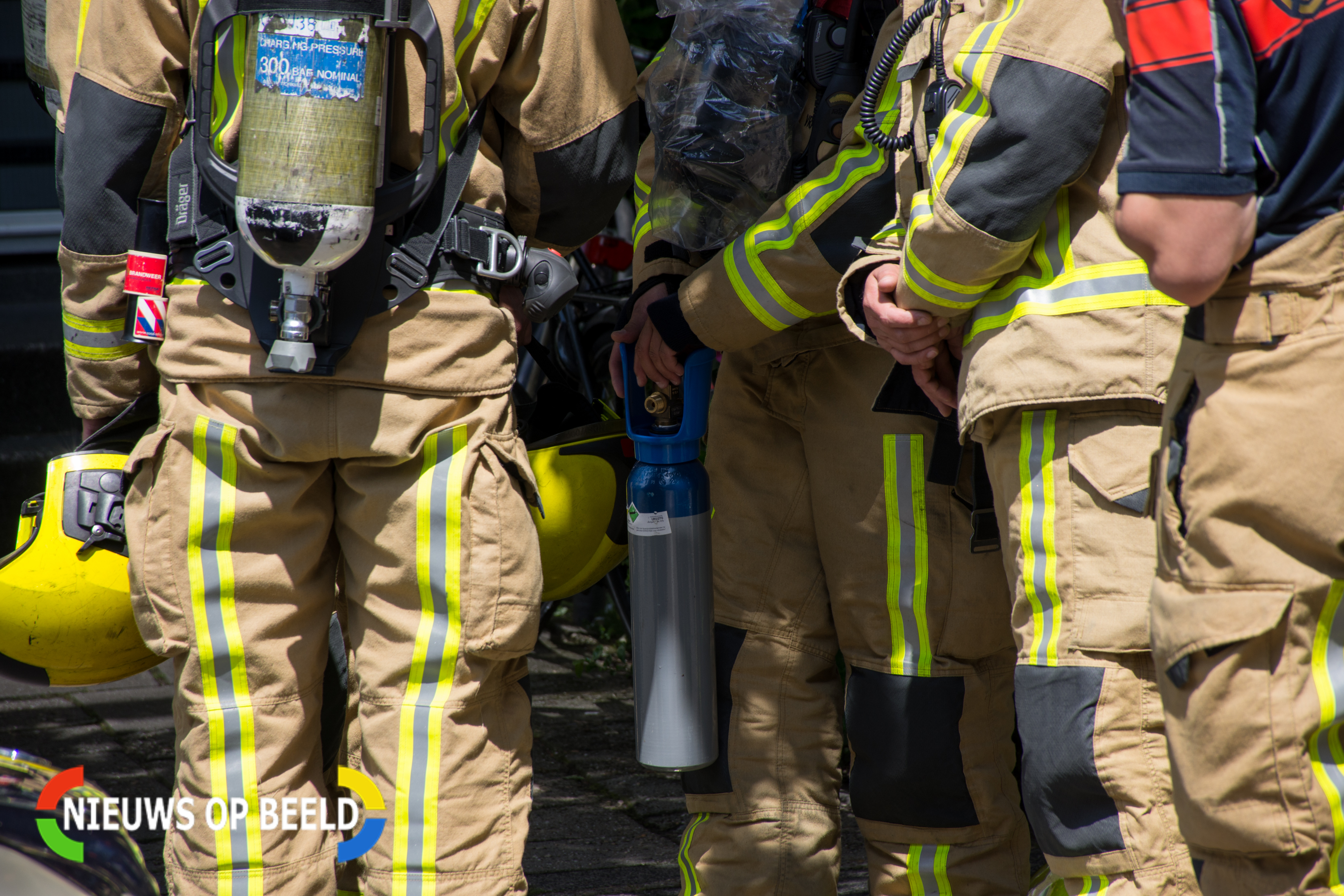 Meerdere personen onwel na inhaleren gas in woning
