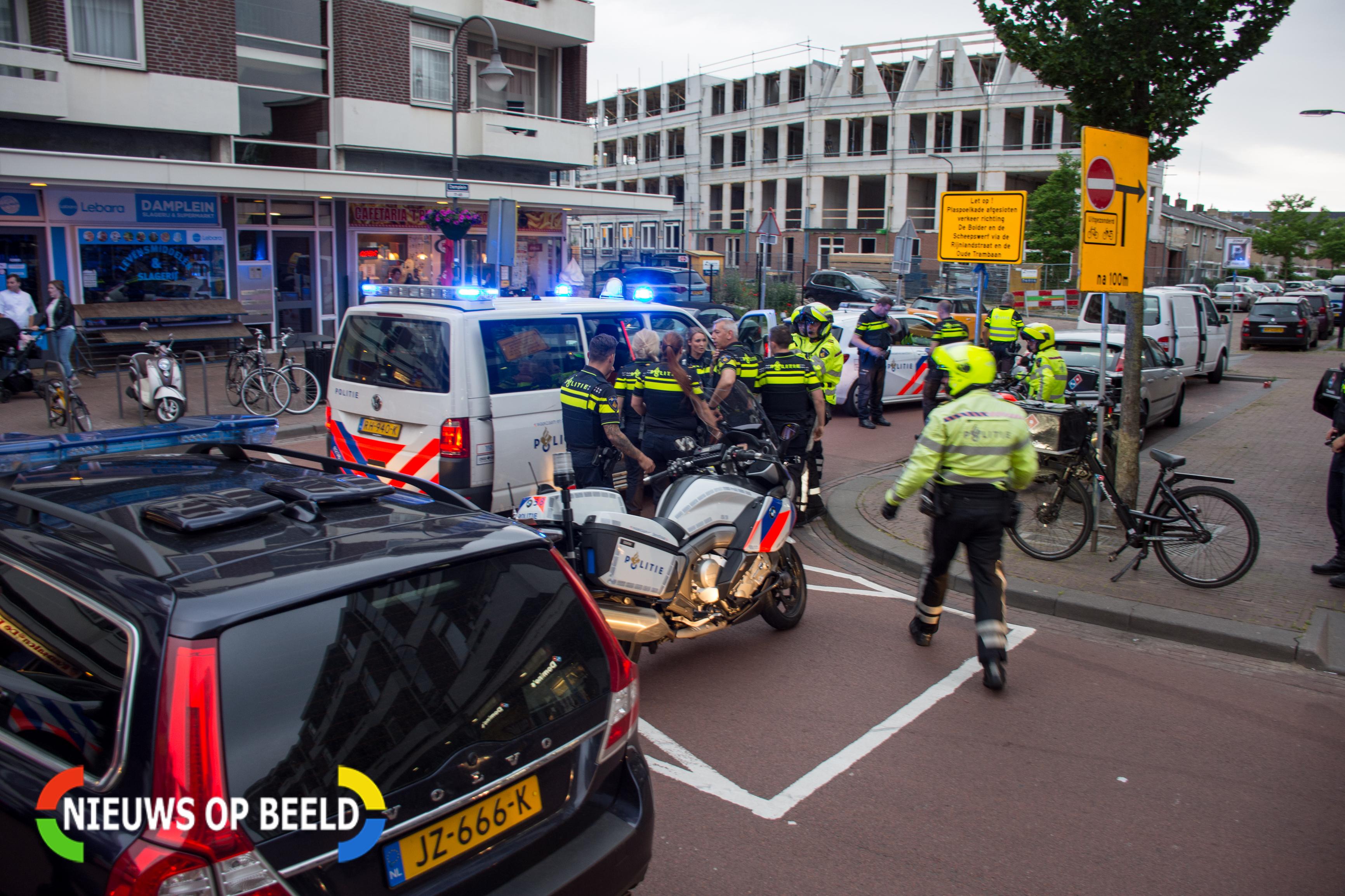 Drie aanhoudingen in centrum Leidschendam na mogelijke ontvoering in Nootdorp