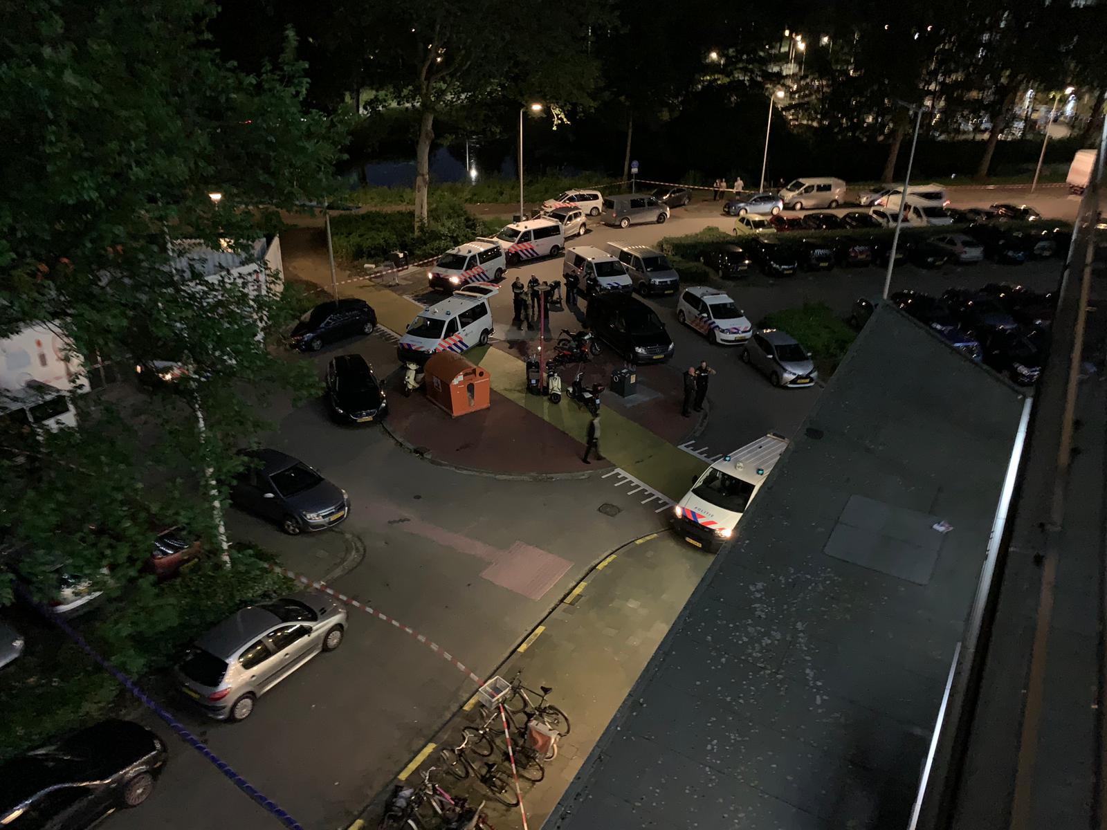 Vier aanhoudingen na schietincident in woning Capelle aan den IJssel