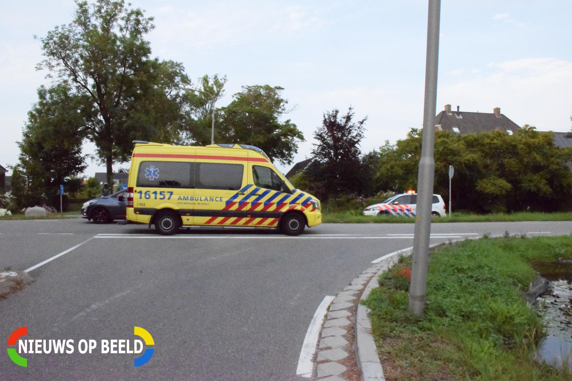 Fietsster gewond na aanrijding met brommer Bredeweg Zevenhuizen