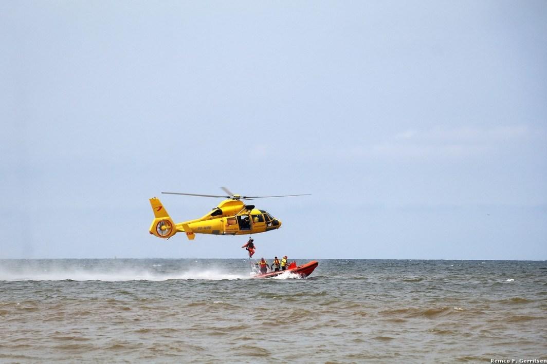 Drie zwemmers overleden bij stranden Scheveningen en Wassenaar