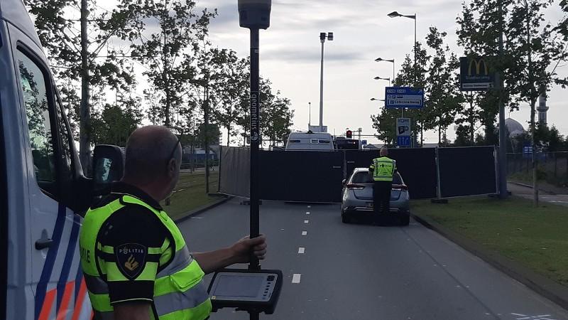 Dood van motorrijder valt niet te verwijten aan handelen politie Laan op Zuid Rotterdam