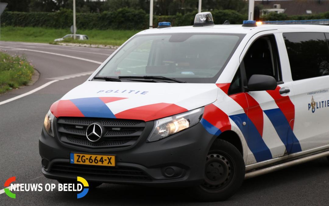 Bakker jaagt minderjarige overvaller uit winkel in Vlaardingen