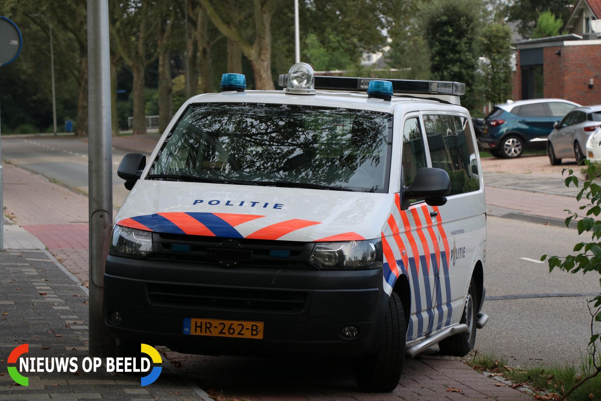 Politie zoekt getuigen schennispleging Loetbos Lekkerkerk