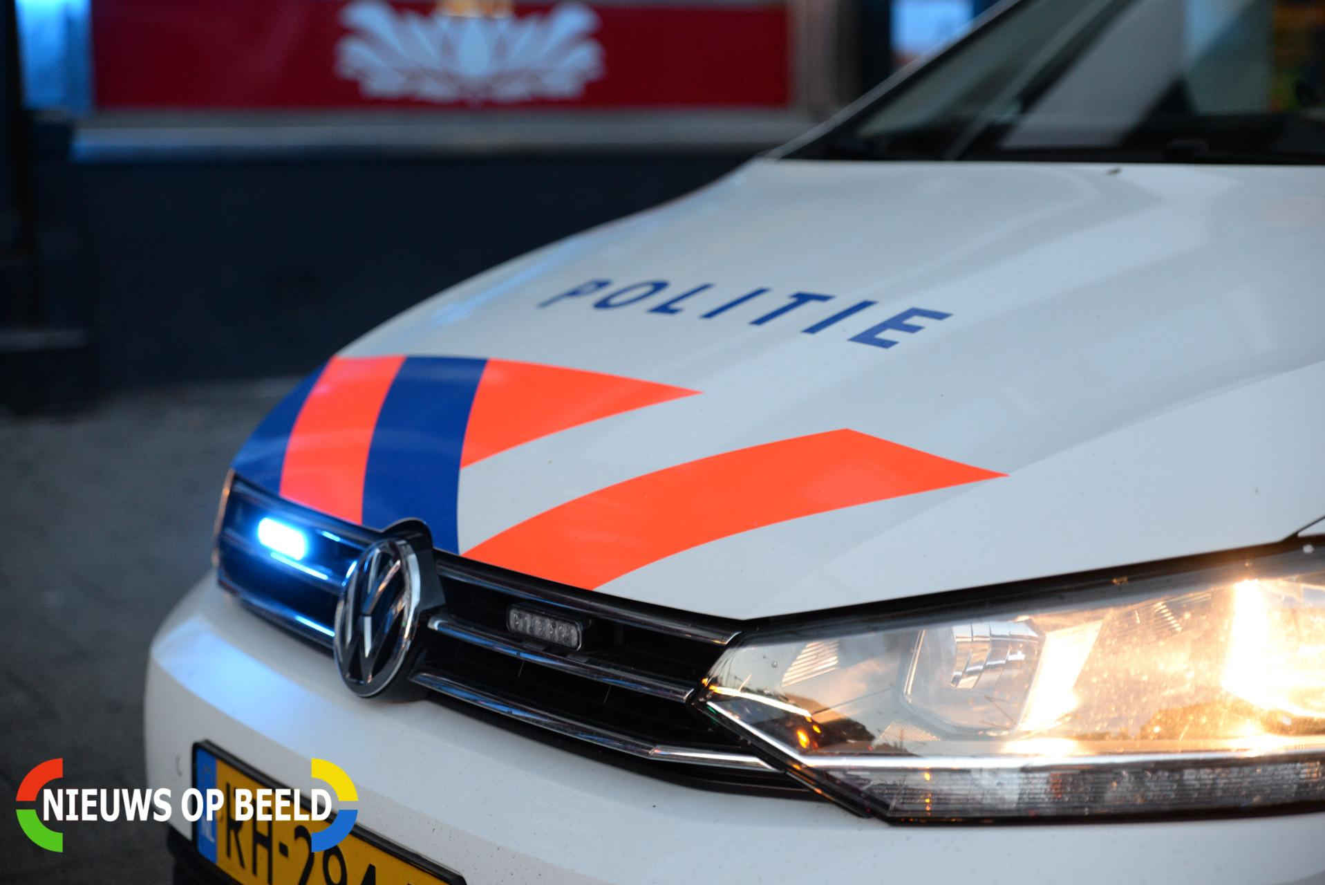 Twee verdachten aangehouden na drugsvondst in loods in Nieuwerkerk aan den IJssel