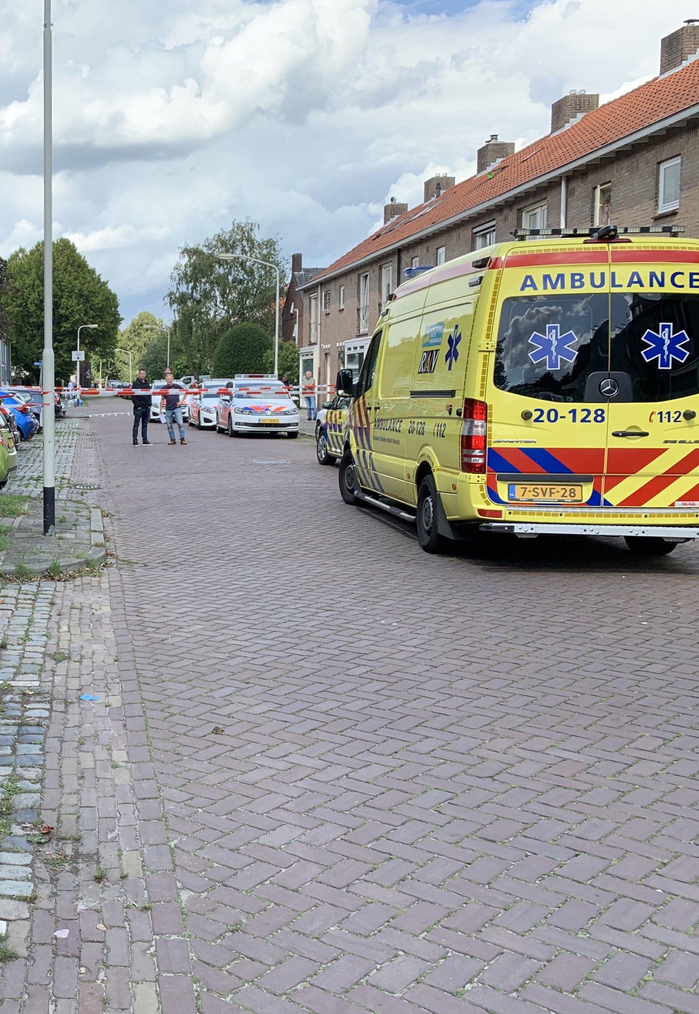 Meisje (15) overleden na steekpartij, minderjarige jongen opgepakt Breda