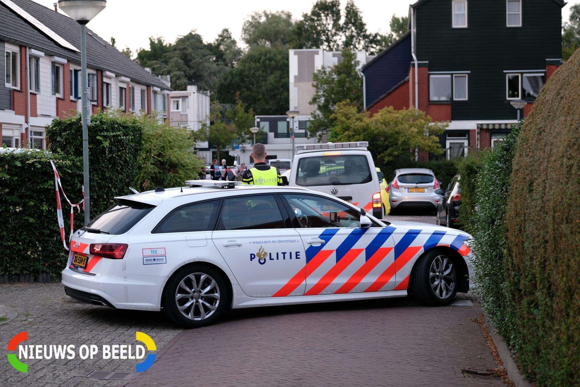 Gezinsdrama Dordrecht gepleegd met dienstwapen