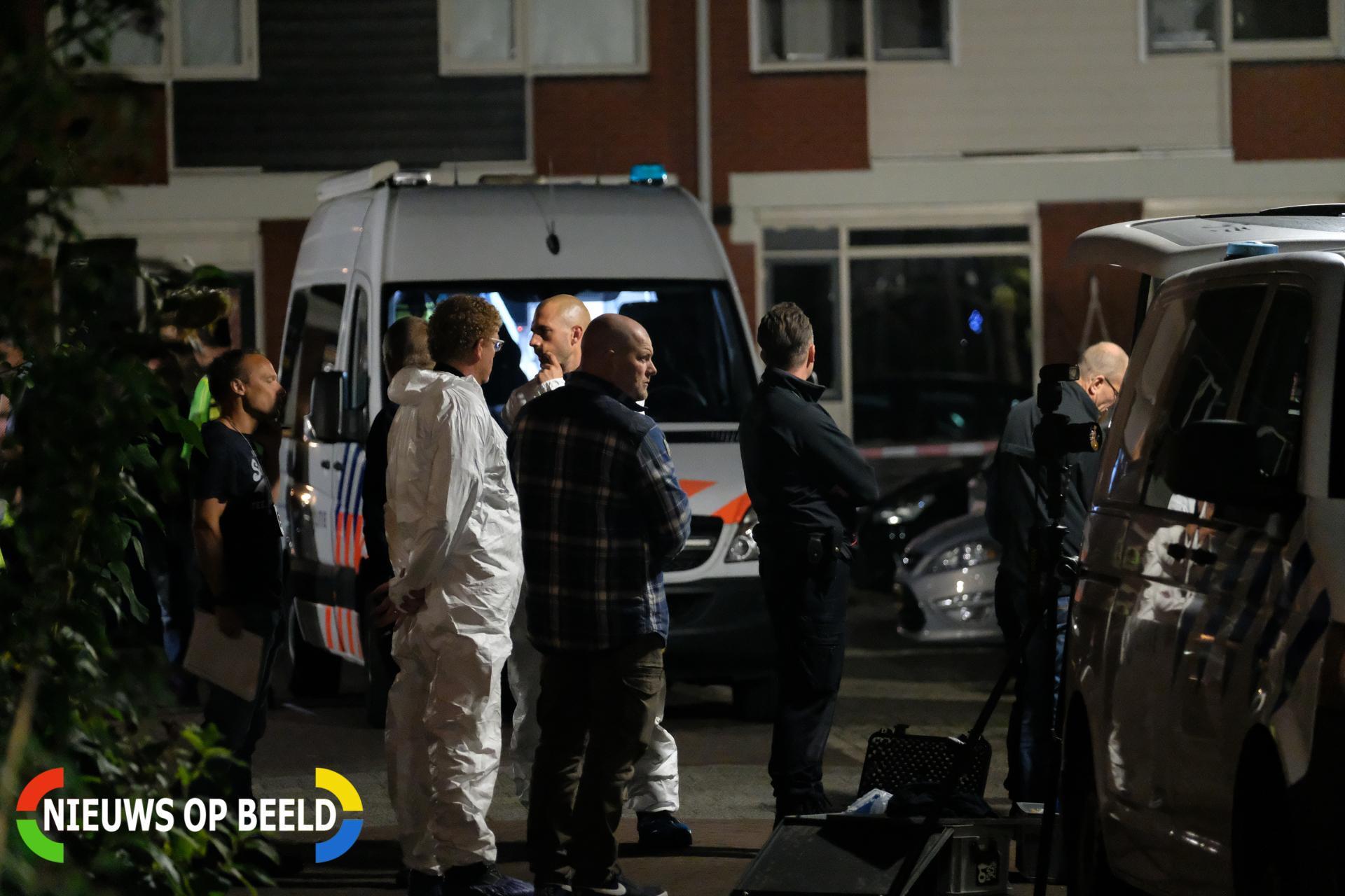 27-jarige vrouw aan verwondingen overleden na schietpartij Dordrecht