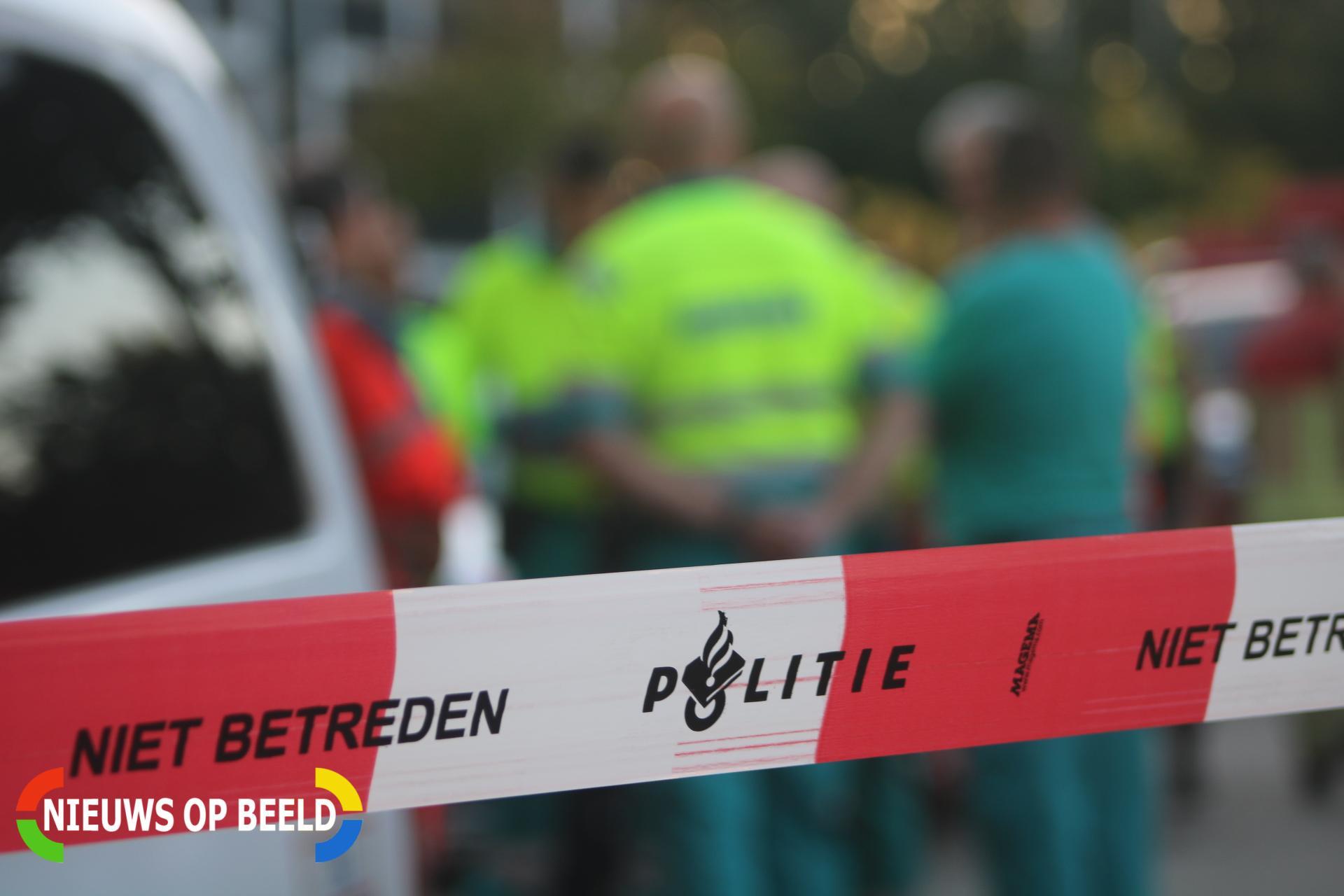 Jongen overleden na val van flat Egelantier Hellevoetsluis