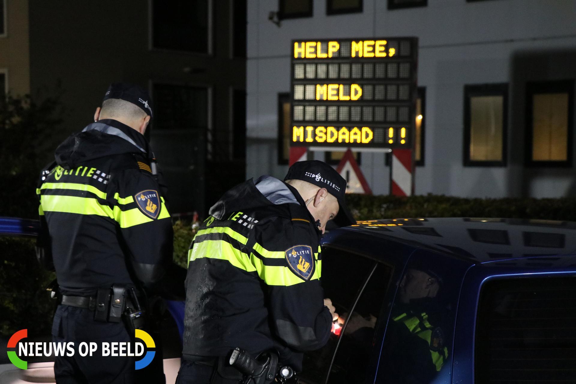 Getuigen gezocht na conflict Cordell Hullplaats Rotterdam Ommoord