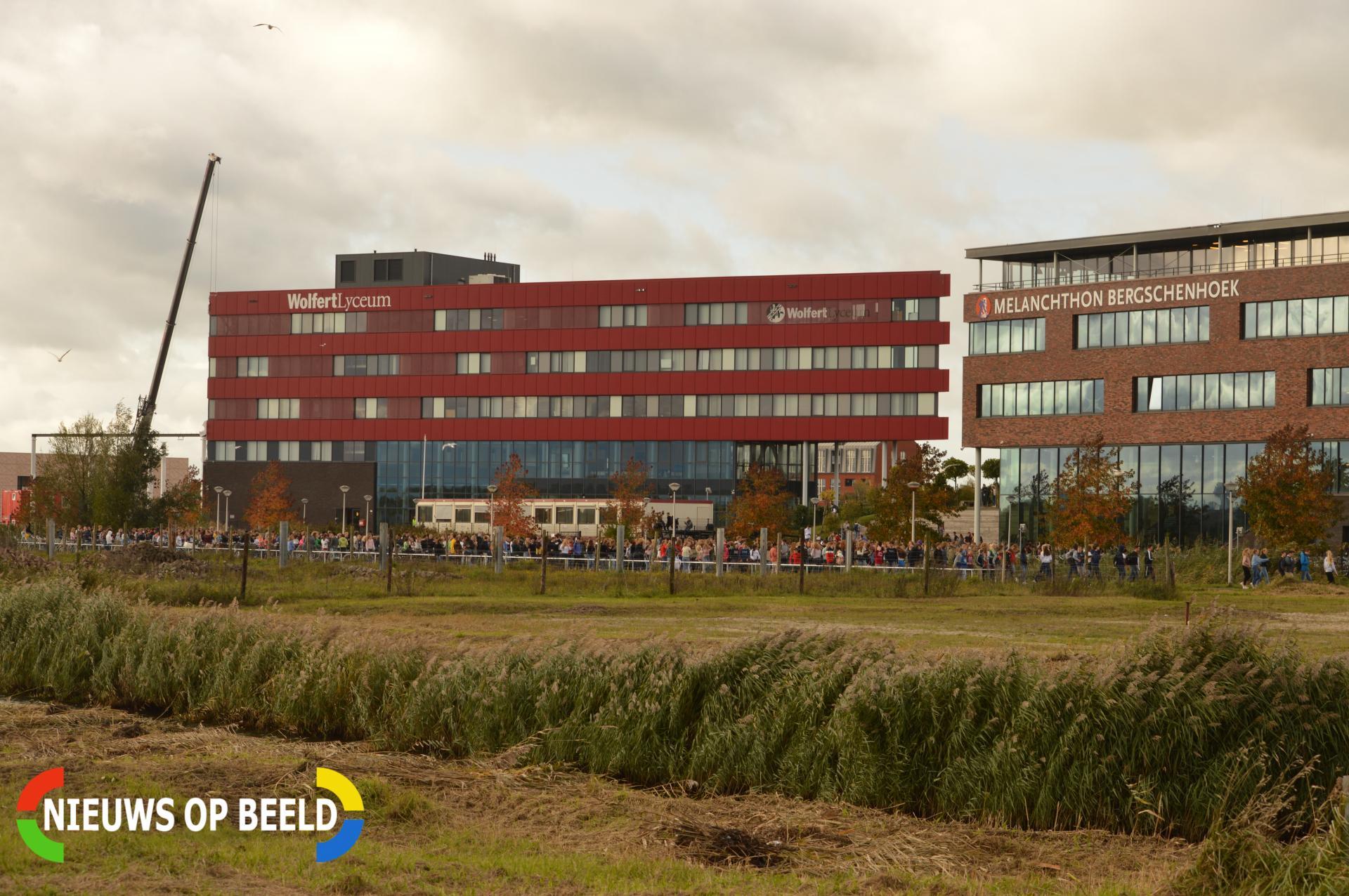 School in Bergschenhoek ontruimd na kleine brand