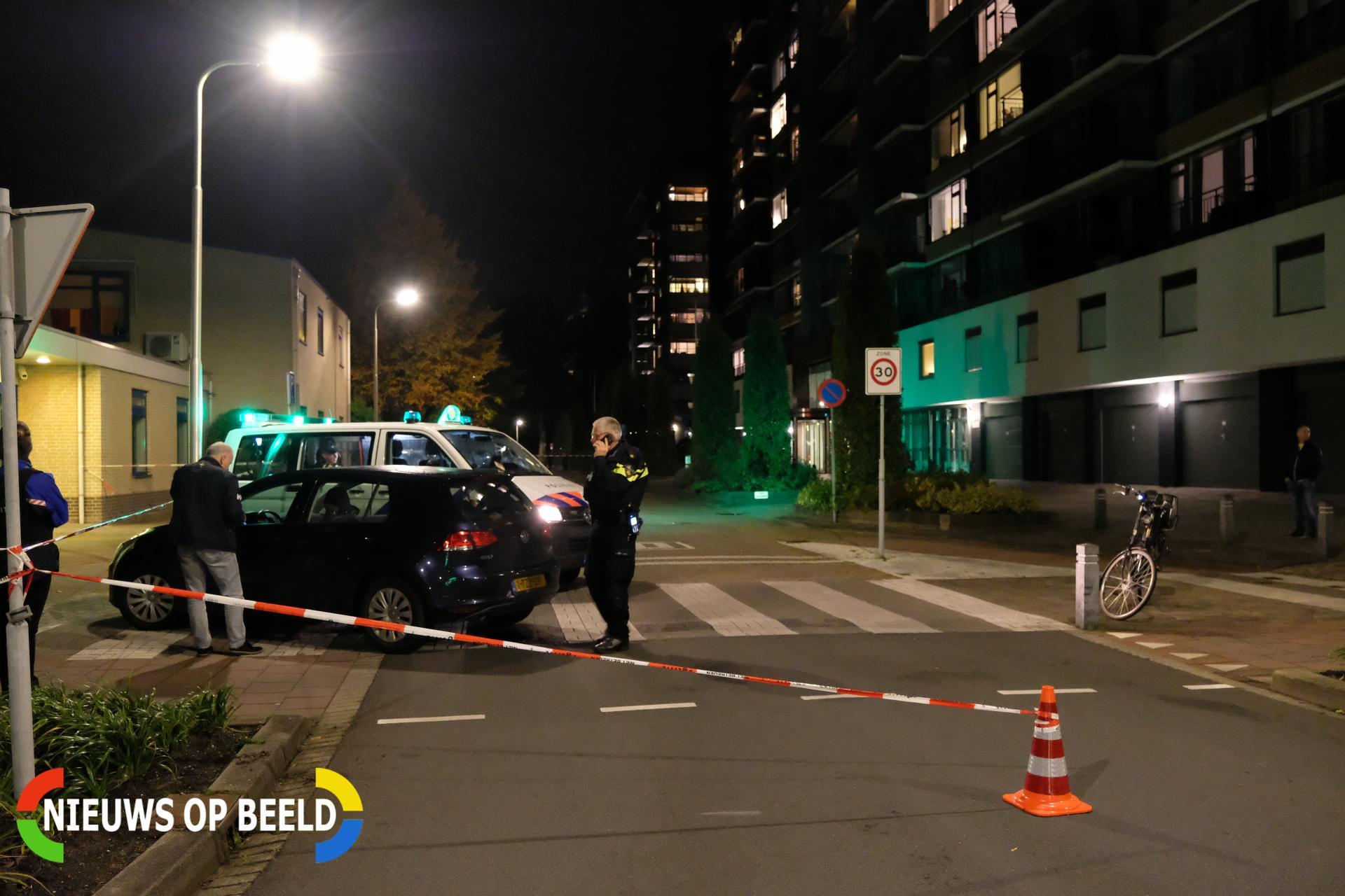 Twee zwaargewonden na schietpartij in Sliedrecht