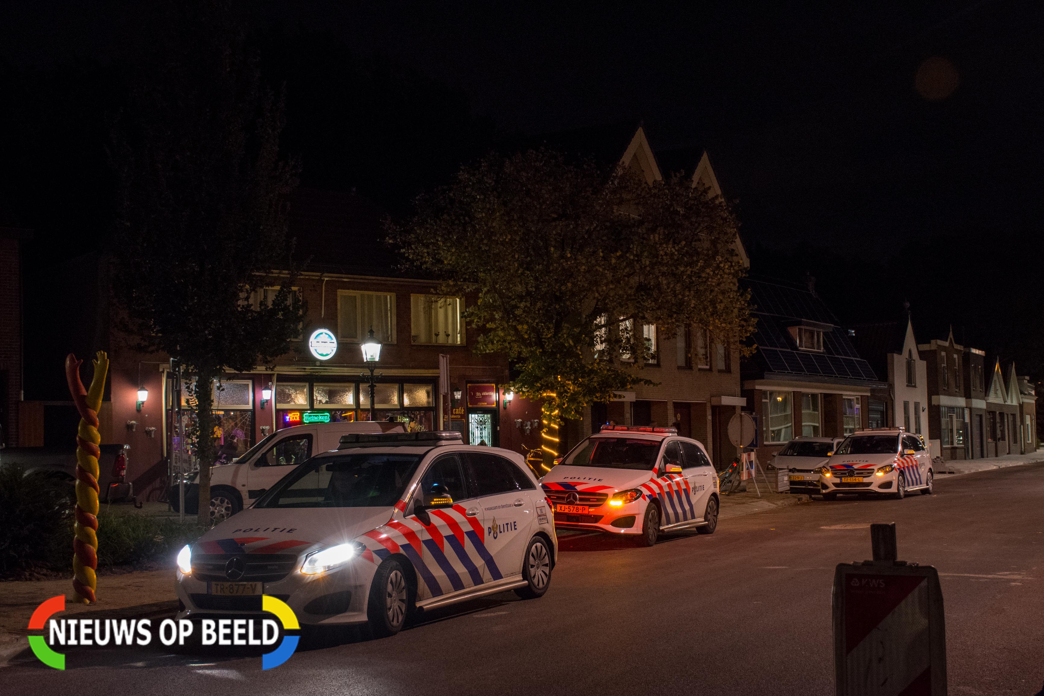 Gewonde na opstootje in Leidschendams café