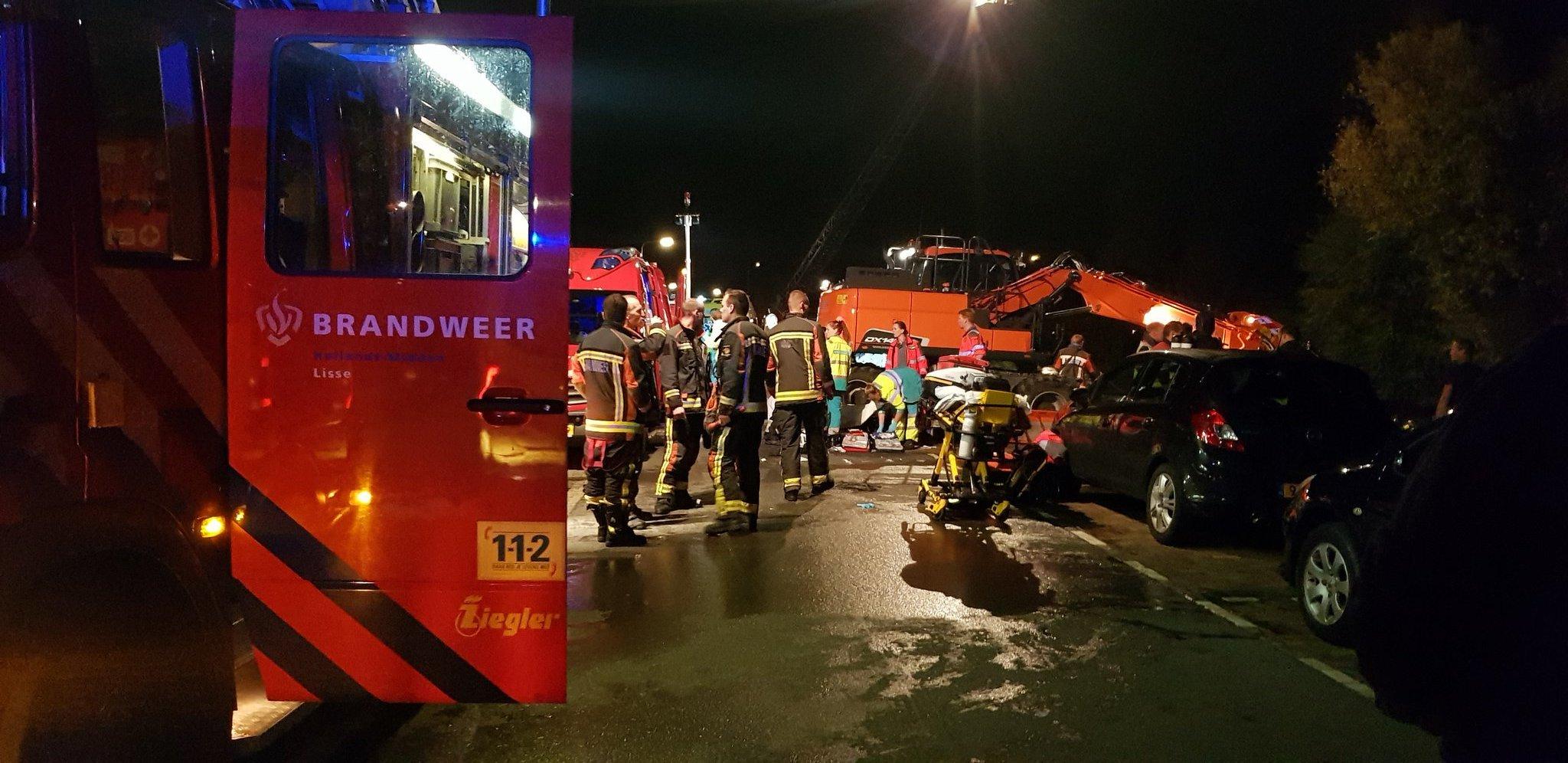 Tweede slachtoffer te water geraakte auto Lisse overleden